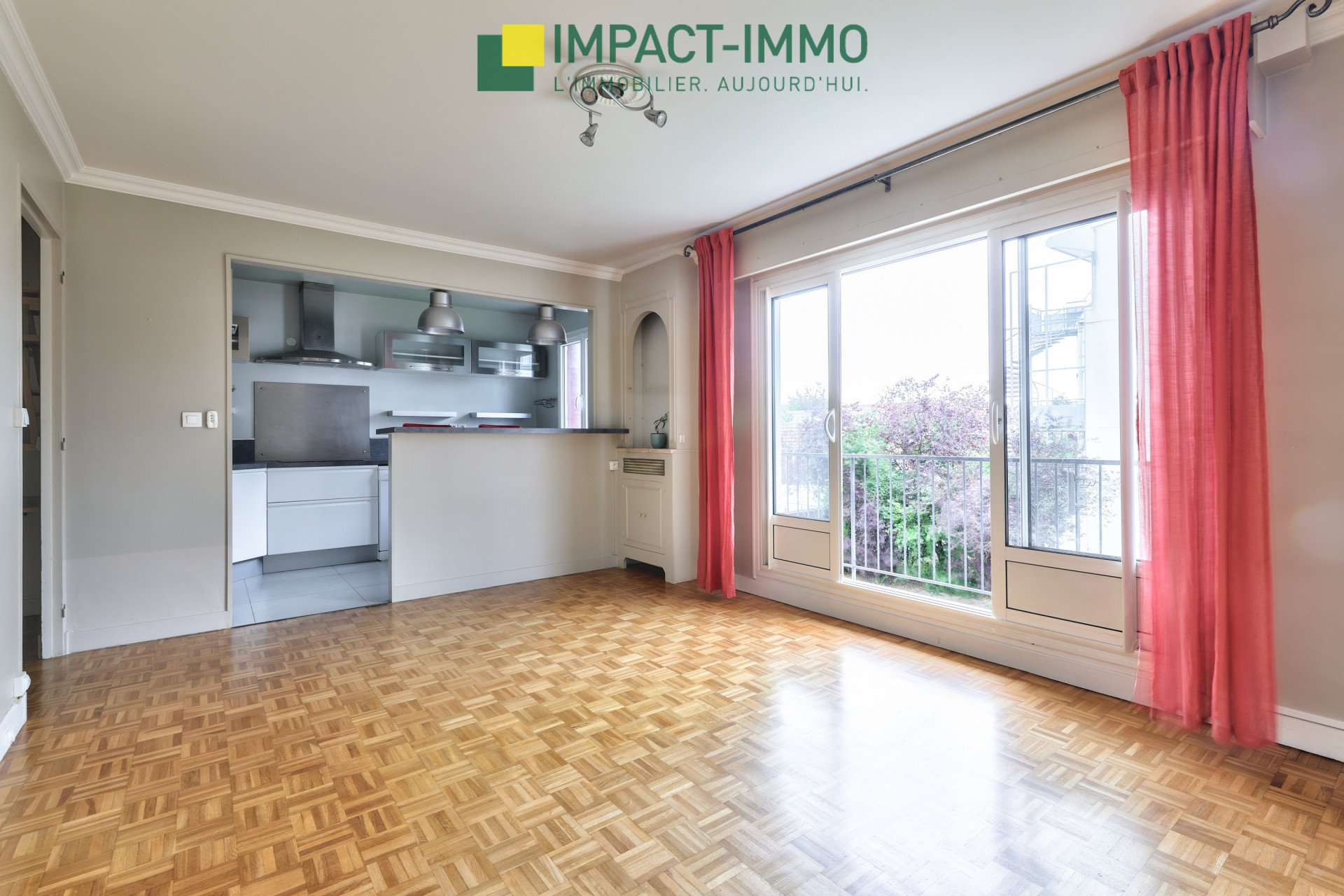 Appartement Colombes 3 pièce(s) 61 m2