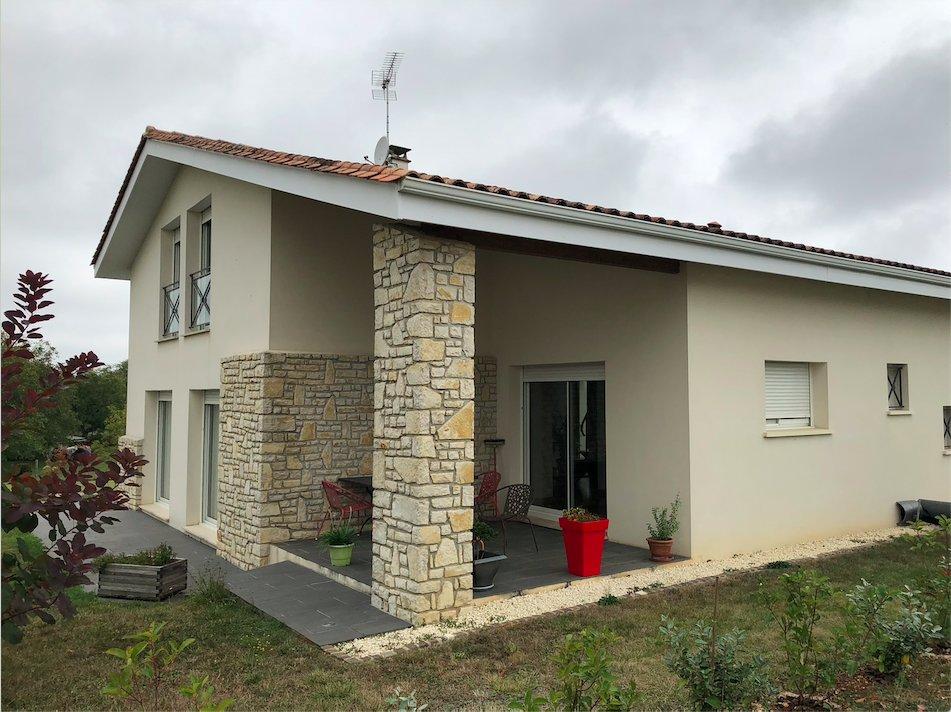 Maison d'architecte - 123 m² - Etat impeccable