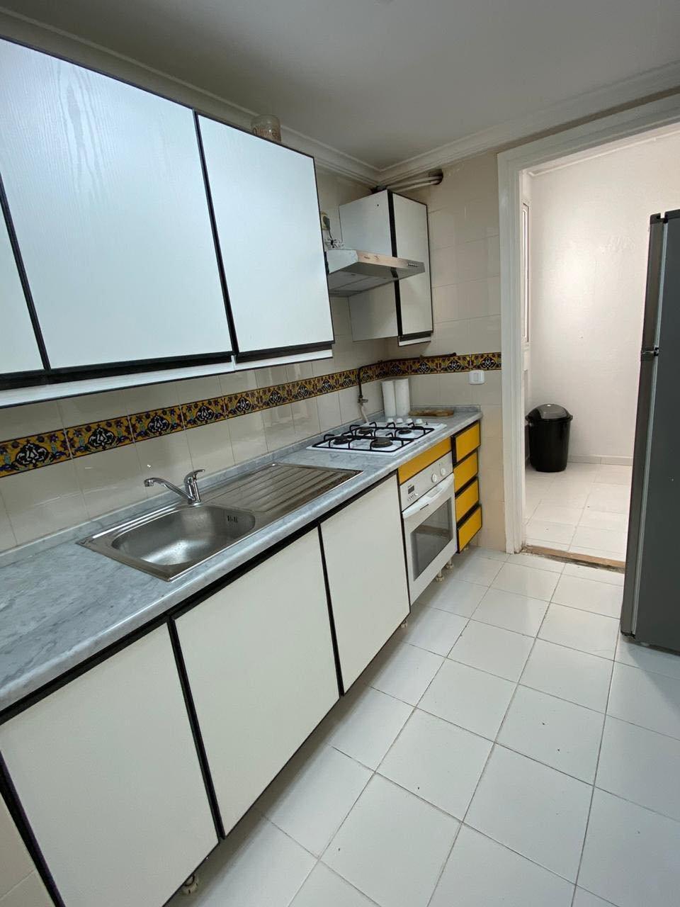 Location Appartement S+2 meublé à Gammarth.