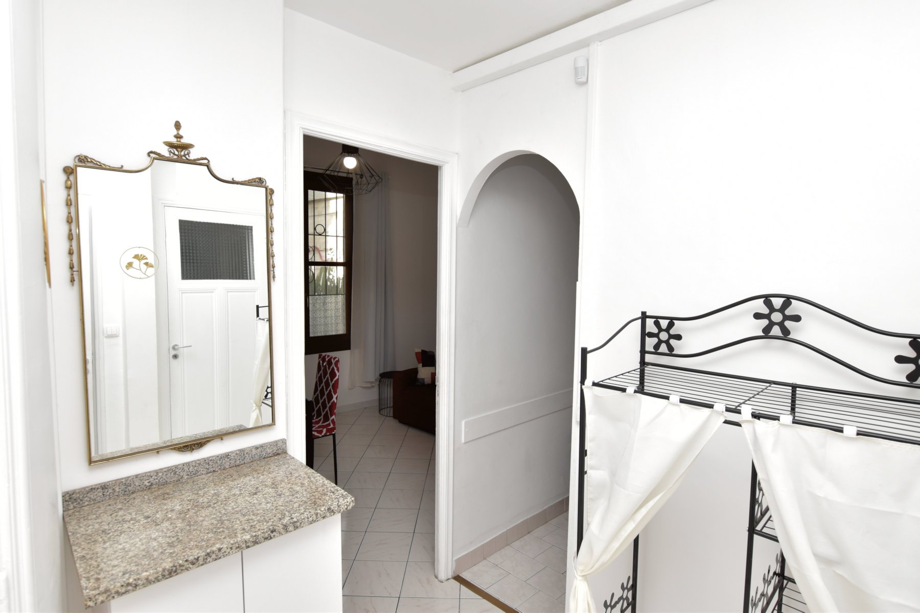 Nice Ouest Californie Lenval : 2 pièces 38 m² en location meublée