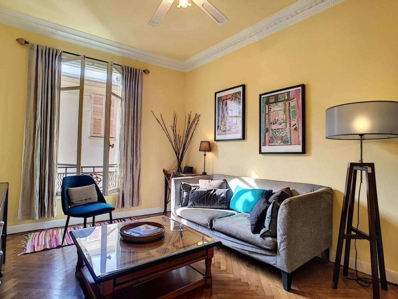 Appartement  3 Rooms 47m2  for sale   350000 €