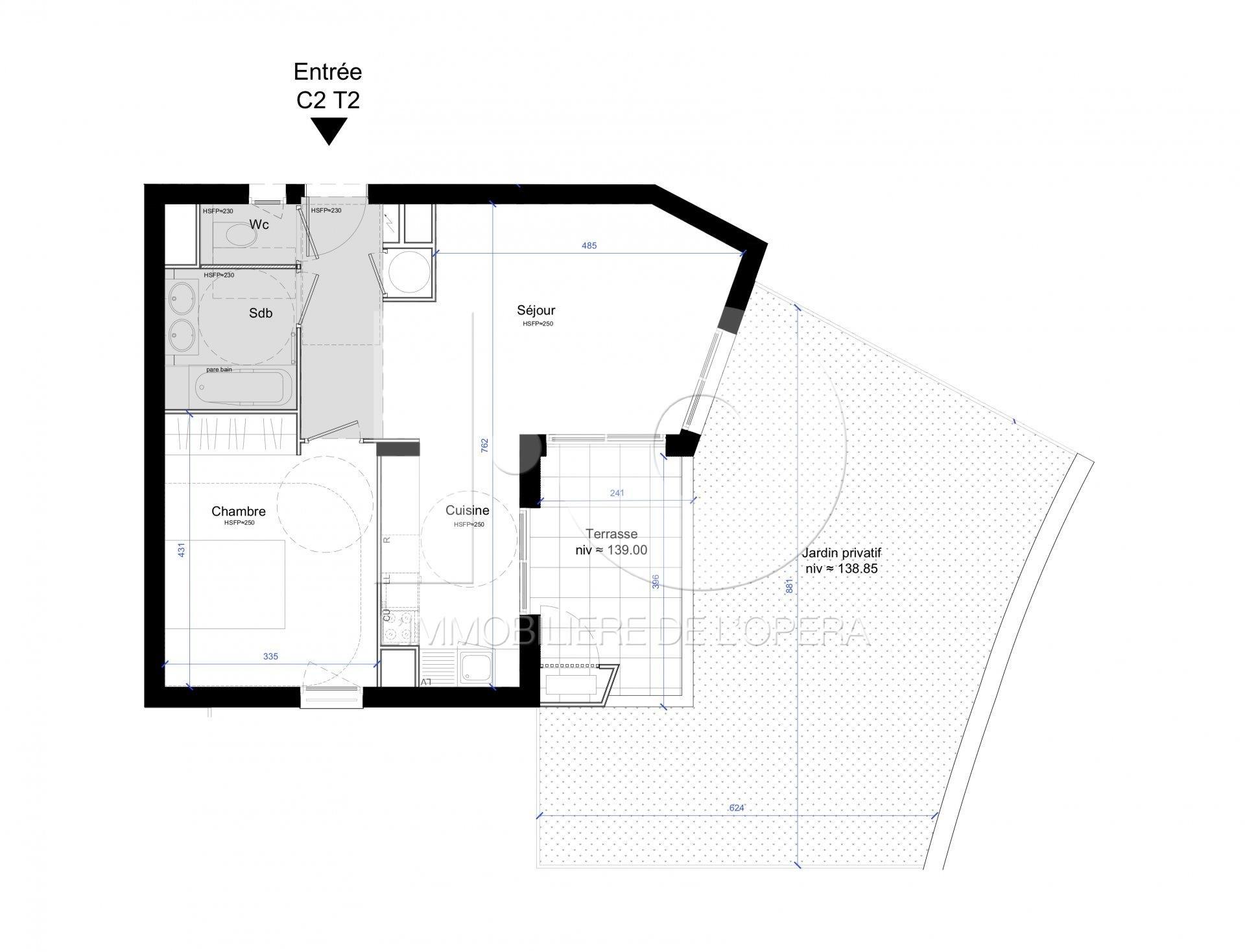 Sale Apartment - Nice Saint Antoine de Ginestière