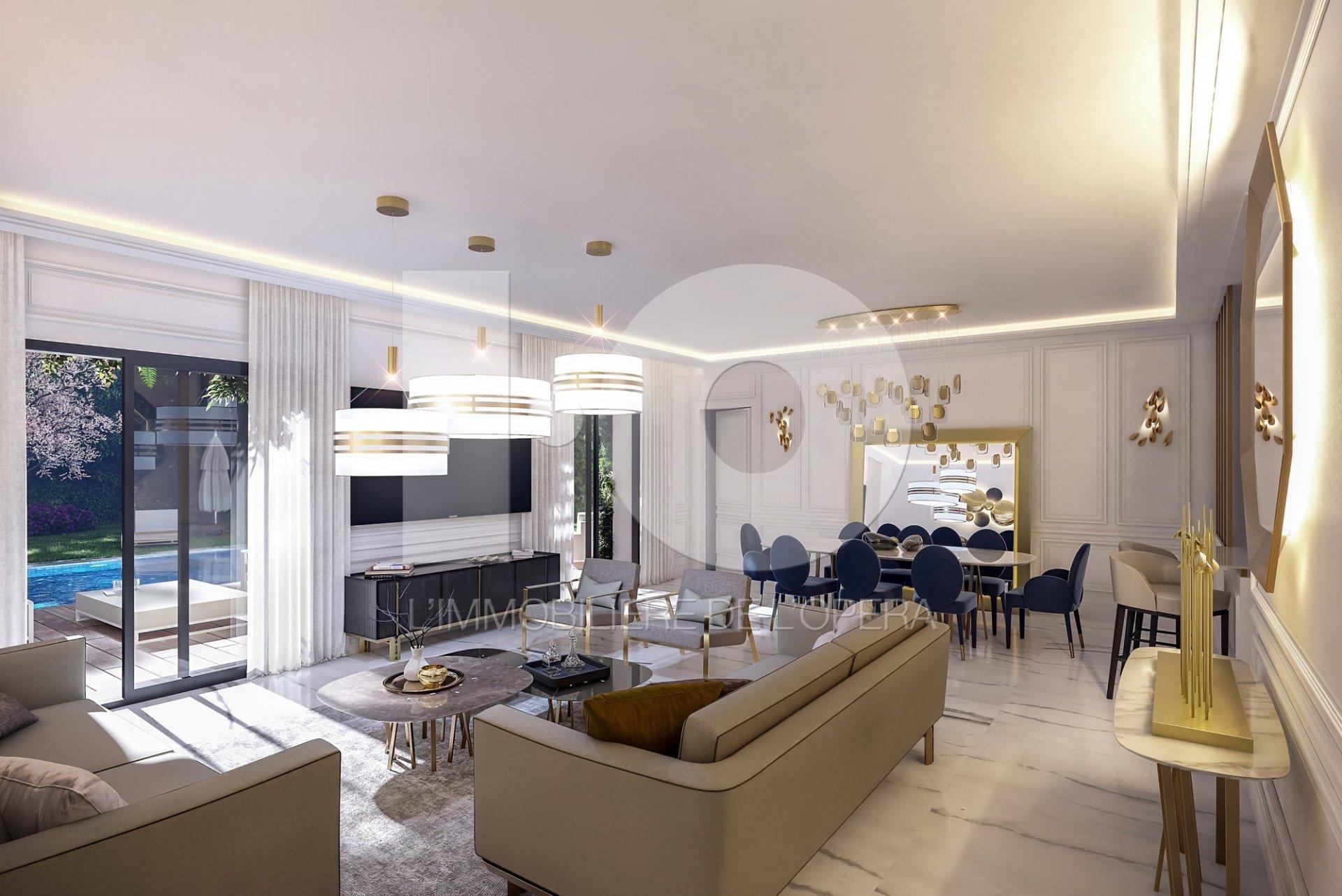 NICE FABRON- SUPERBE Appartement 3 Pièces 79m2, Terrasse VUE MER