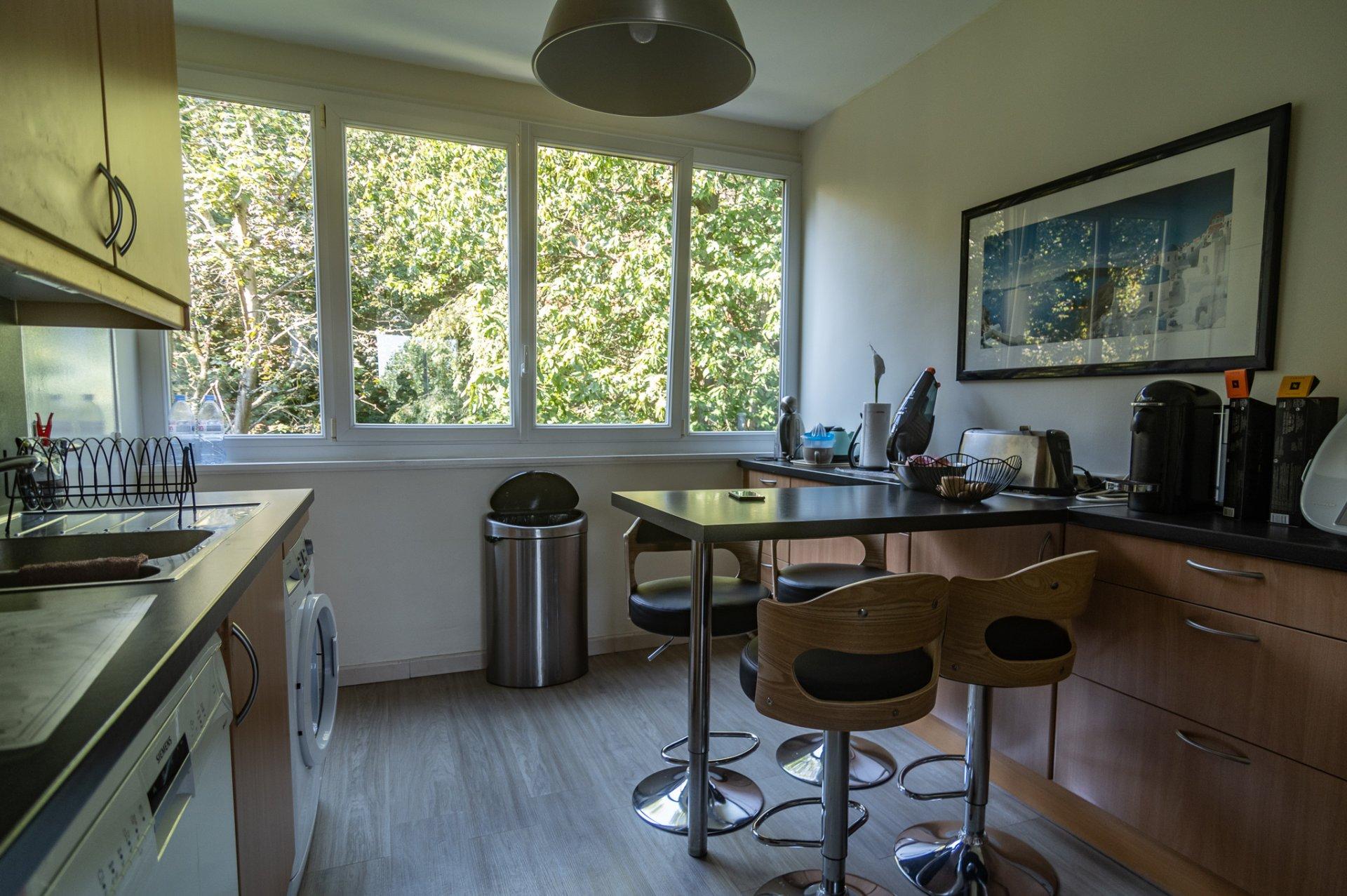 Grand et lumineux appartement de 6 pièces