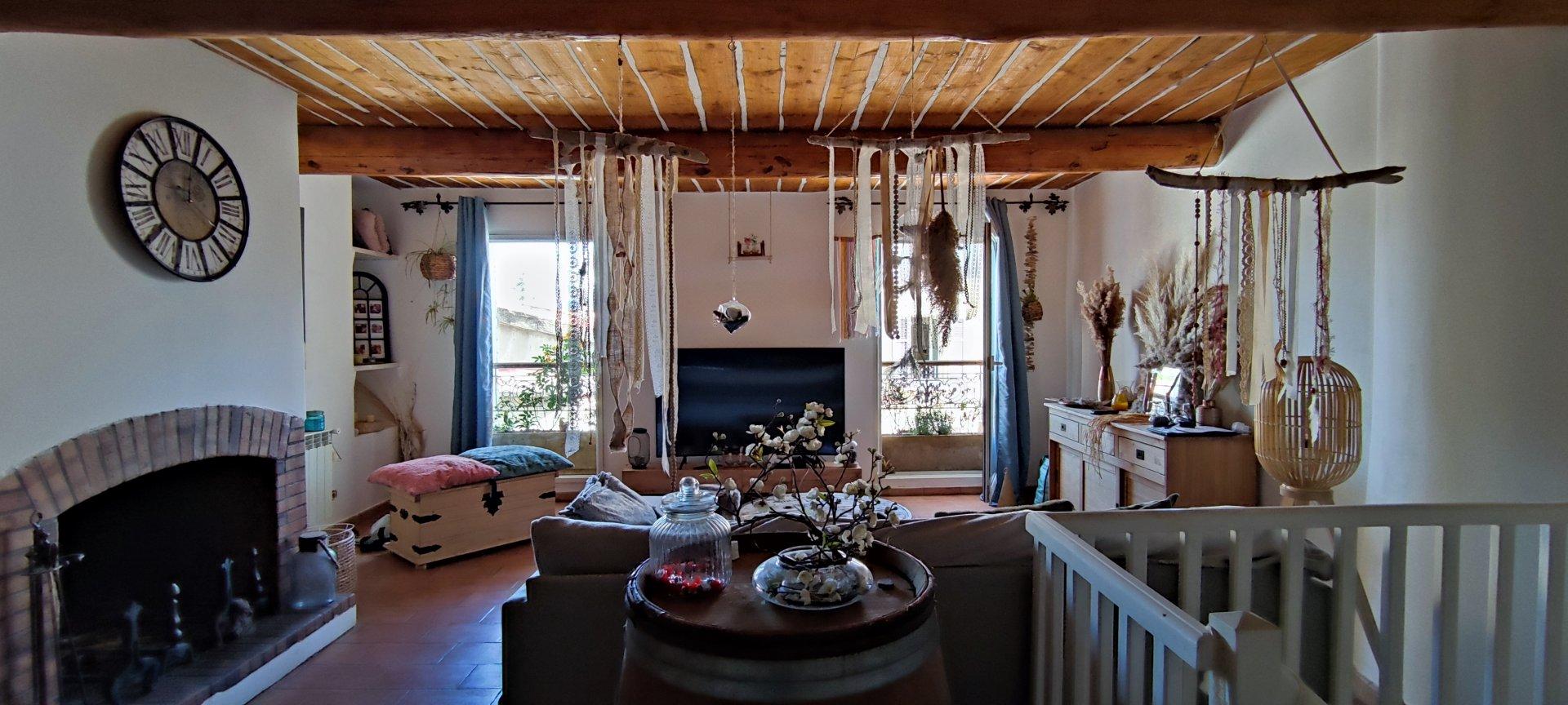 Maison de village 115m² avec toit terrasse