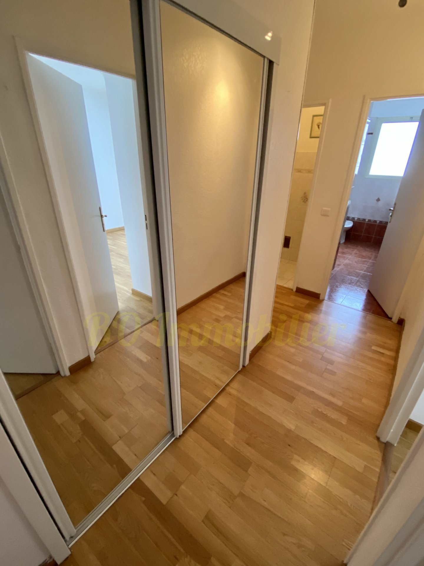 Appartement 3p 83m² avec 2 balcons et parking