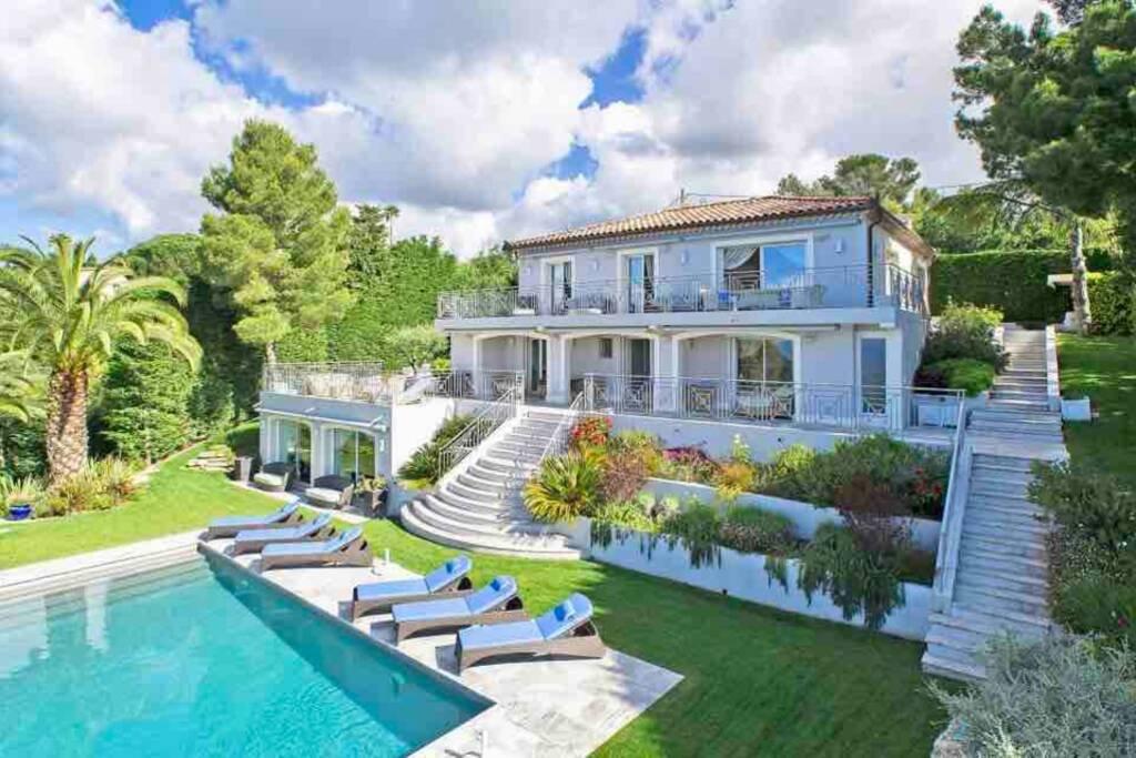 A vendre villa exceptionnelle - Super Cannes