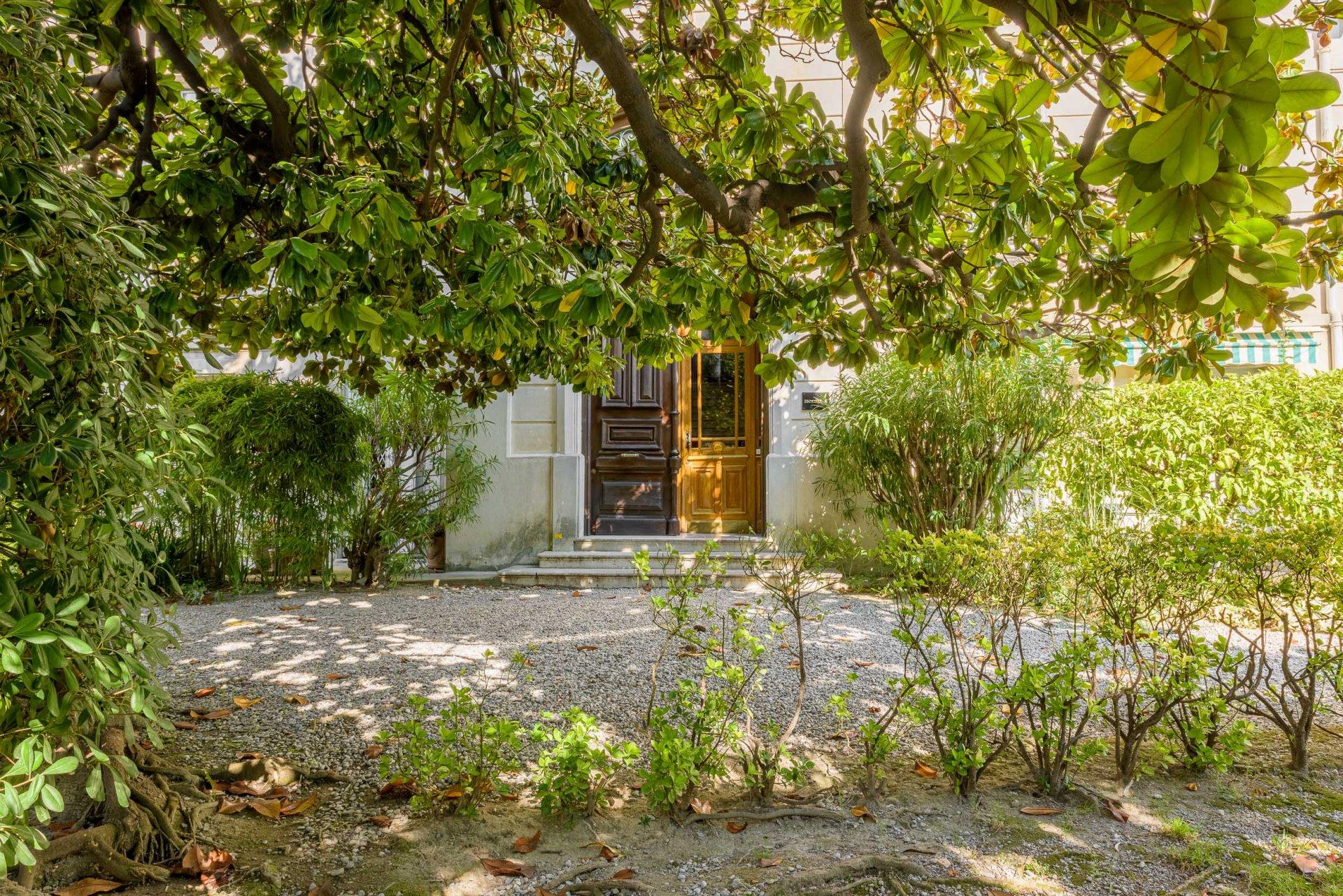 Nice Libération 6p jardins résidence