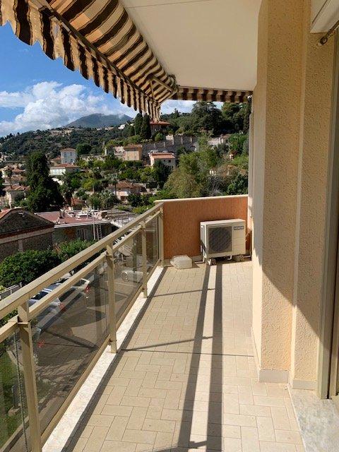 EXCLUSIVITE- Garavan- T1 avec Balcon- Garage-Cave- Vue panoramique