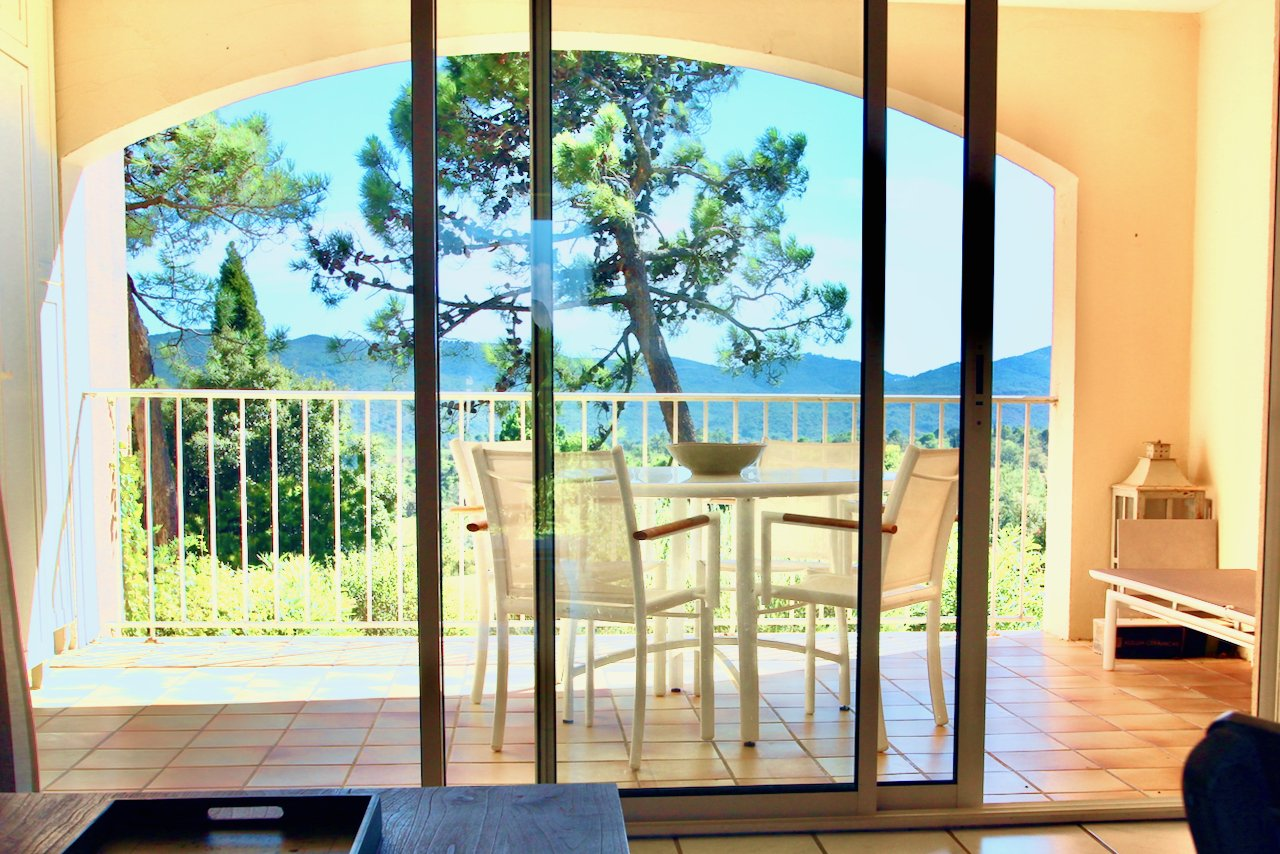 Studio with parking in Golf-Domaine, Roquebrune-sur-Argens