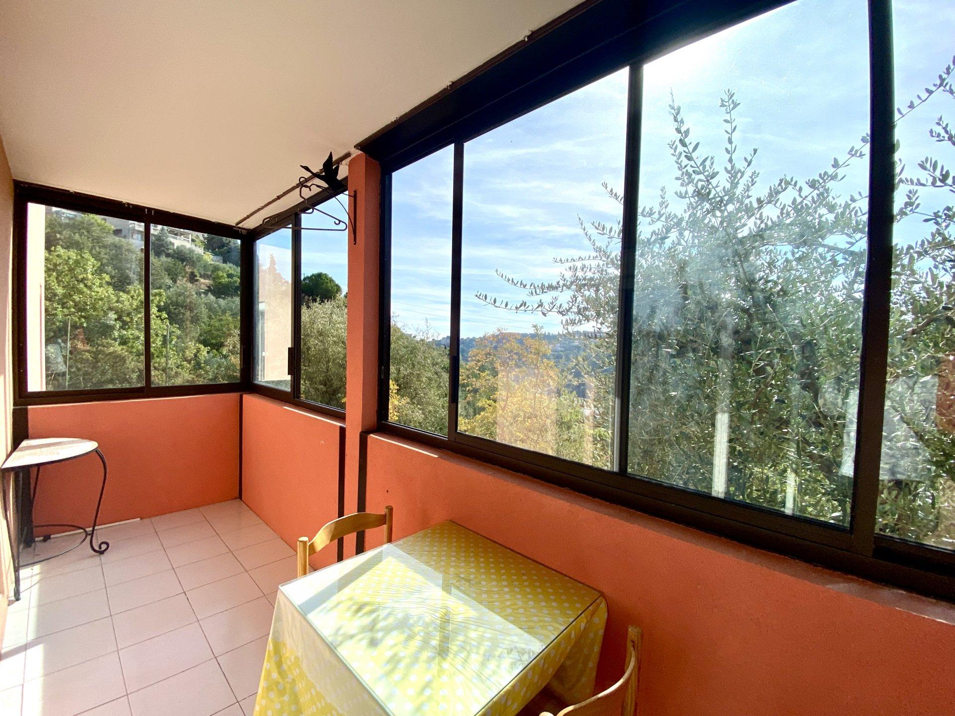 3P,  terrasse et garage - St Pierre de Féric