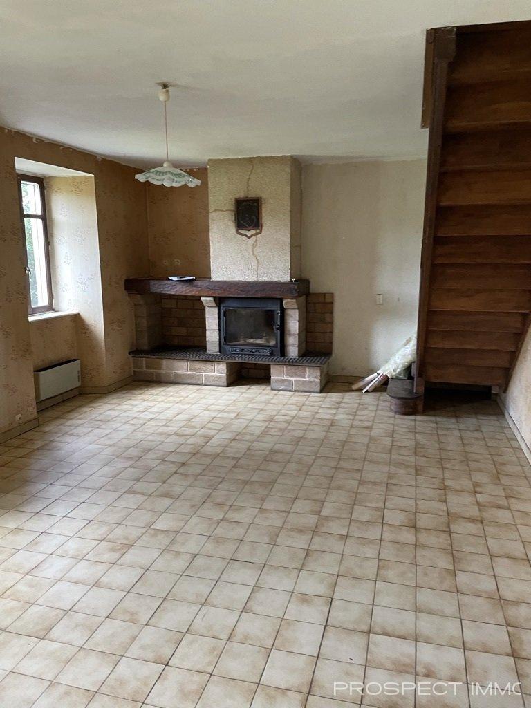 Maison 3 pièces avec terrain
