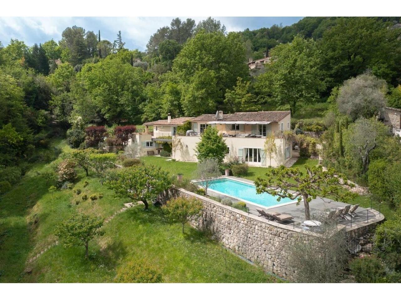 Vente Villa Le Bar-sur-Loup