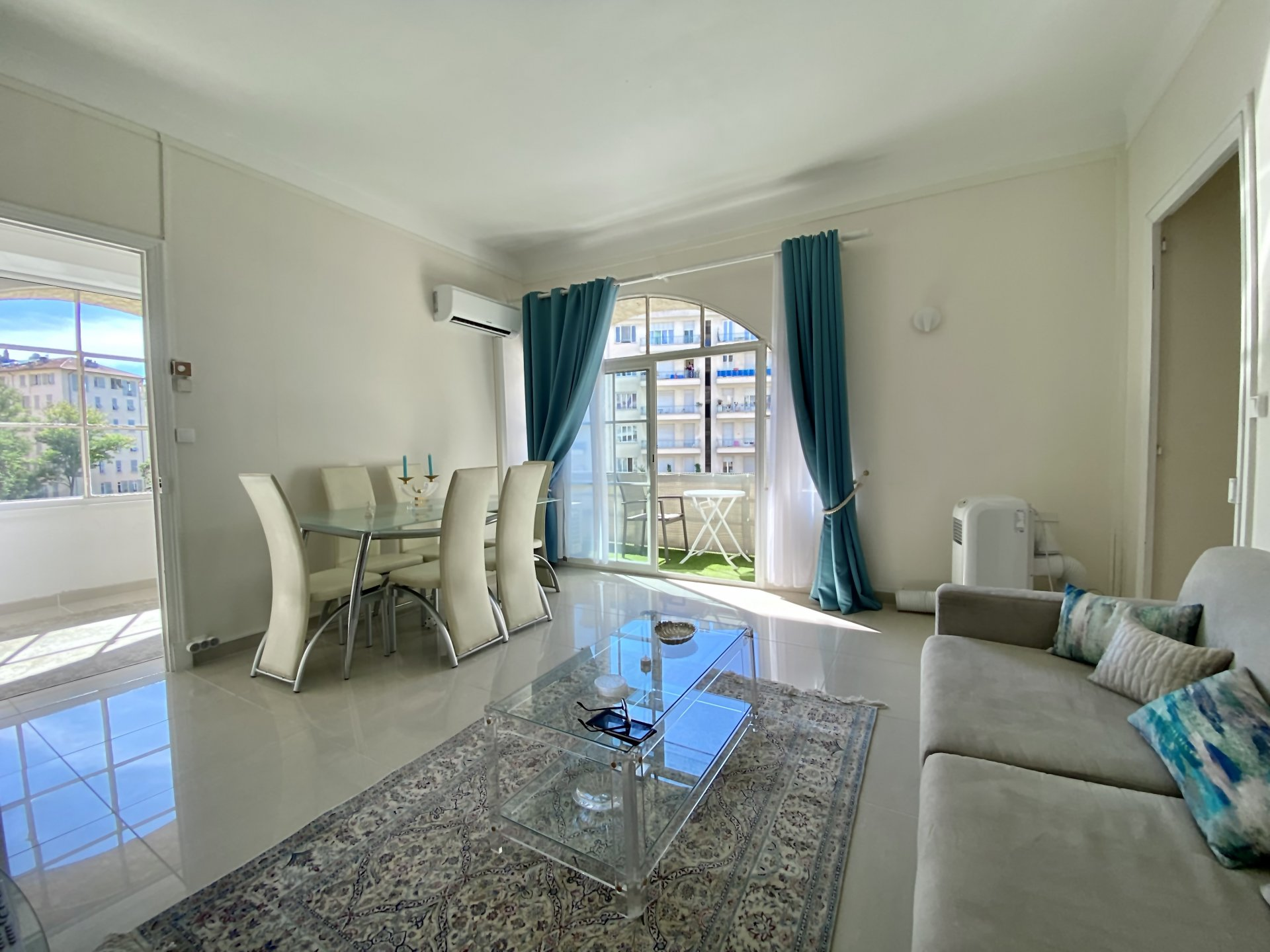 Nice Impérial Park - One bedroom with balcony
