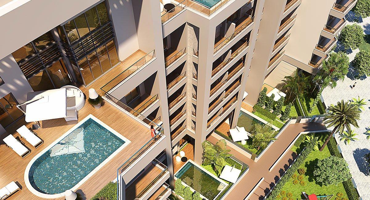 Vente Appartement - Les Berges du Lac - Tunisie