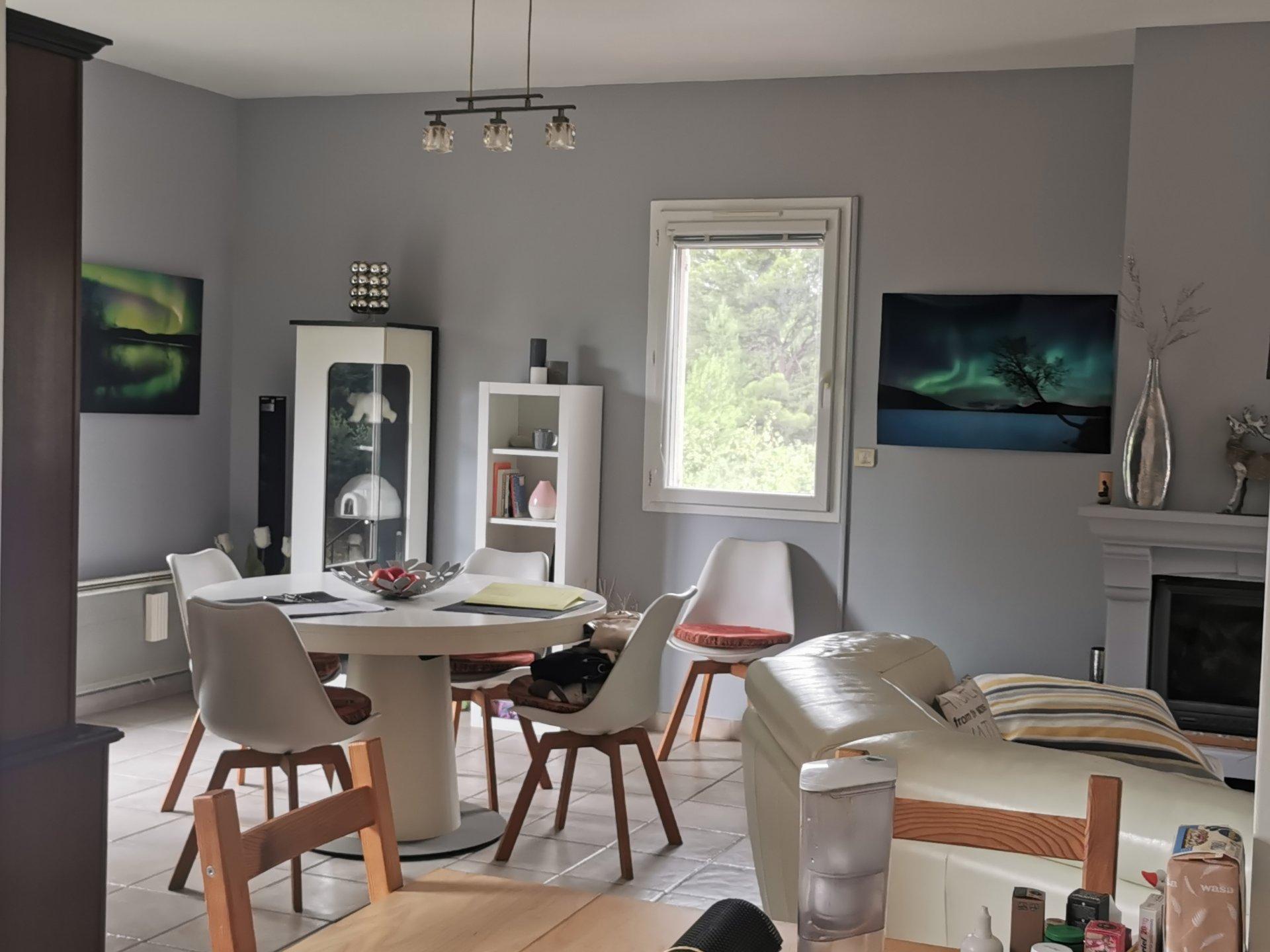 maison récente, 4 chambres + bureau