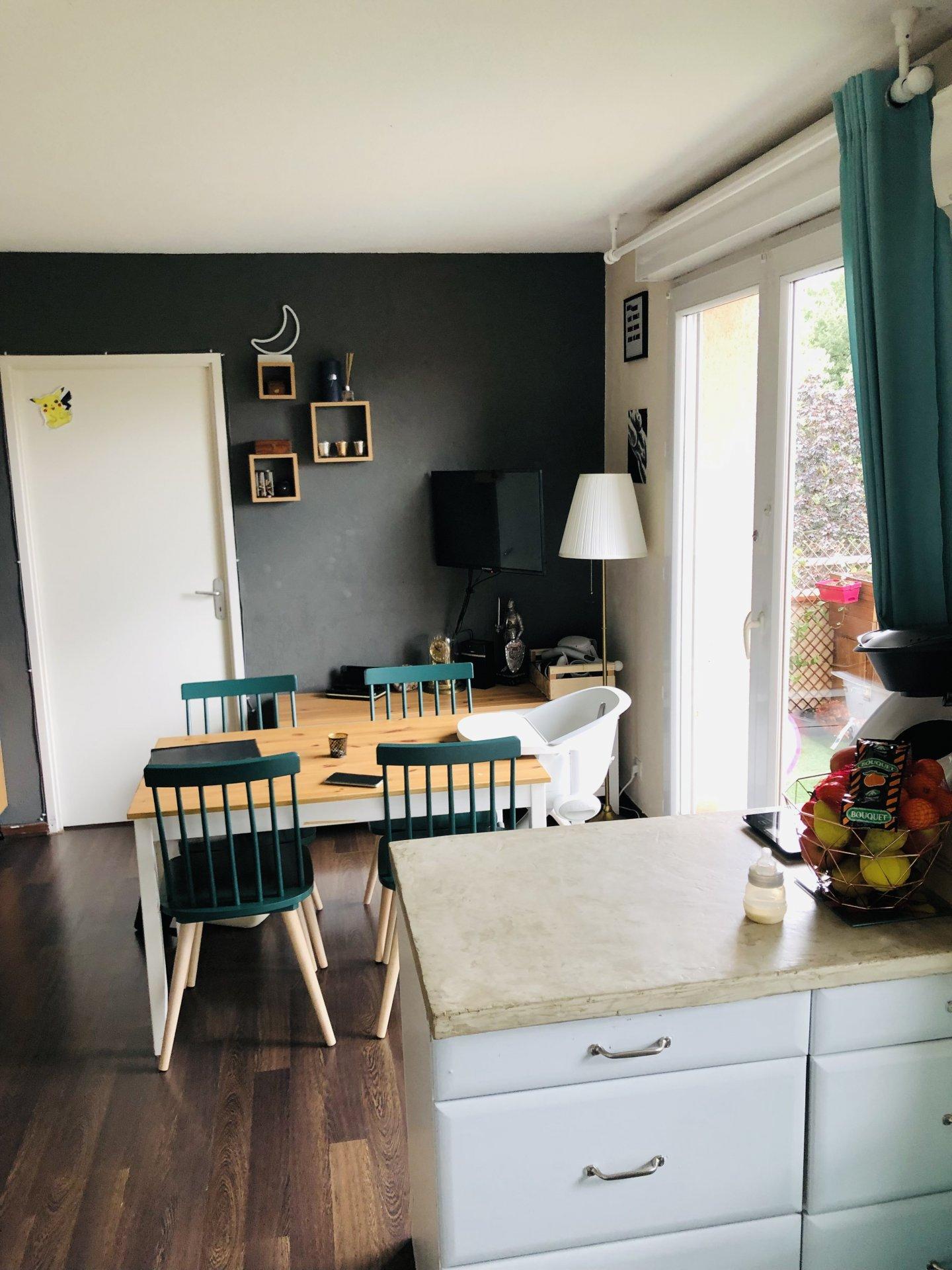 appartement T3/T4 dernier étage