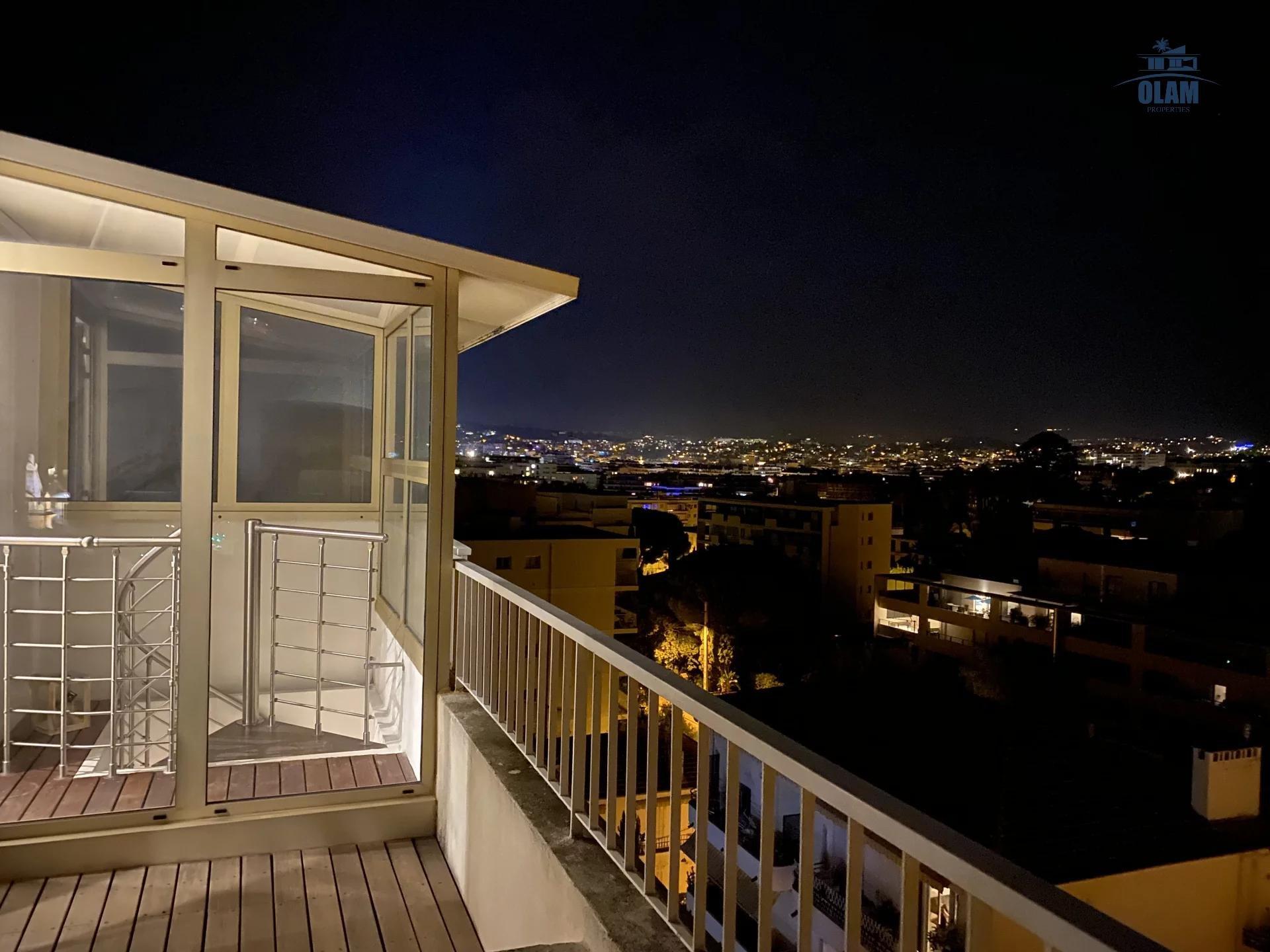 Cannes Basse Californie Splendide Rooftop