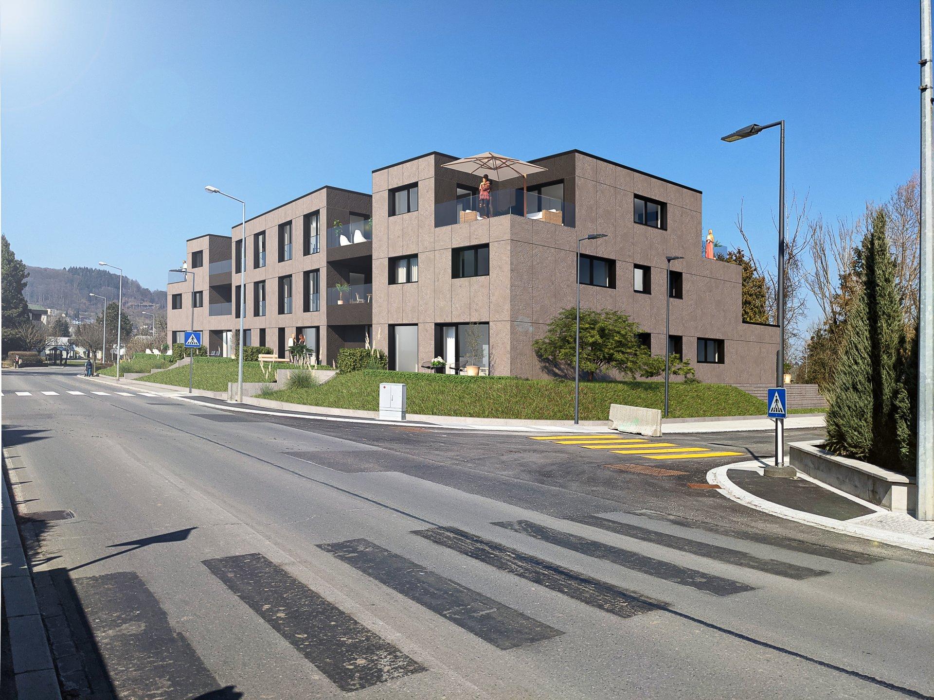 Résidence Howel sise à Heisdorf