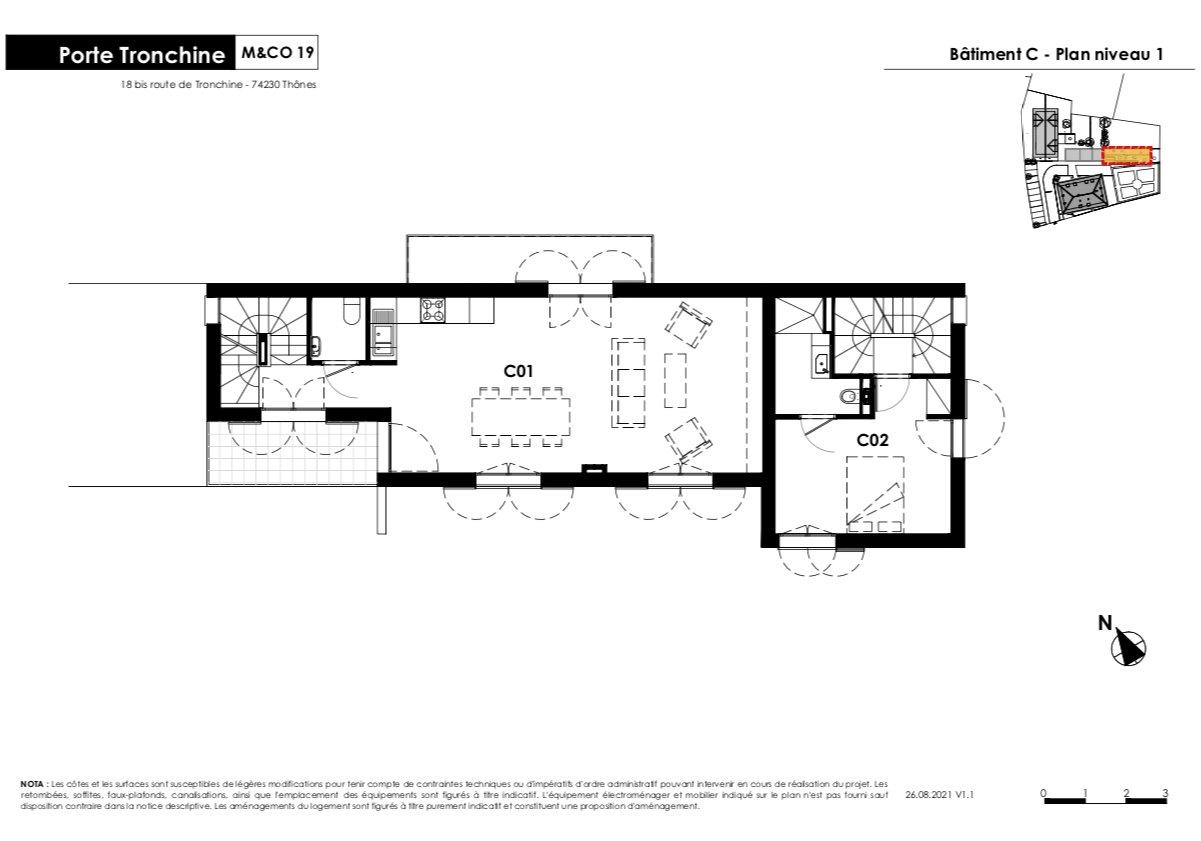 Sale Apartment - Thônes