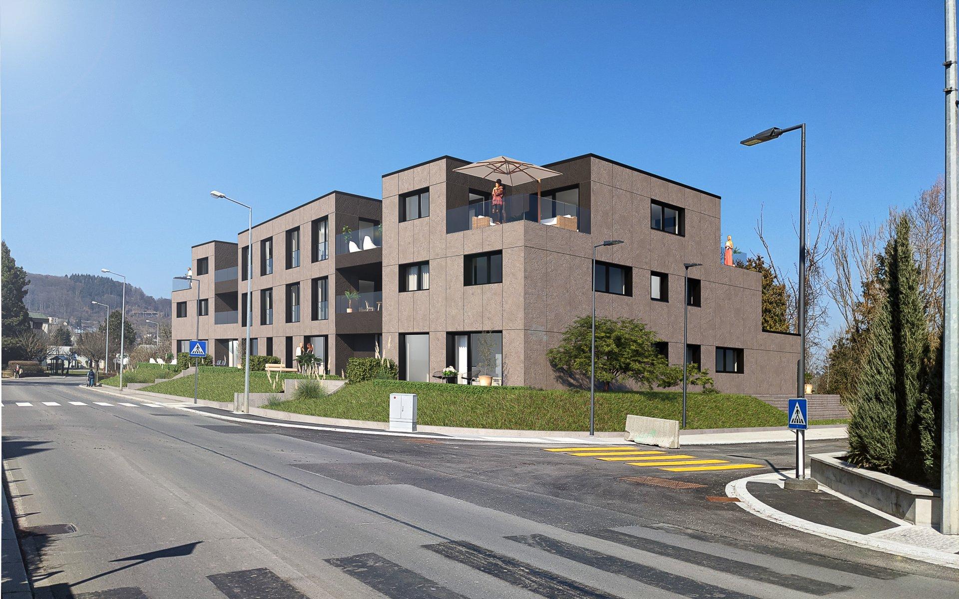 Résidence Howel sise à Heisdorf HAWB2