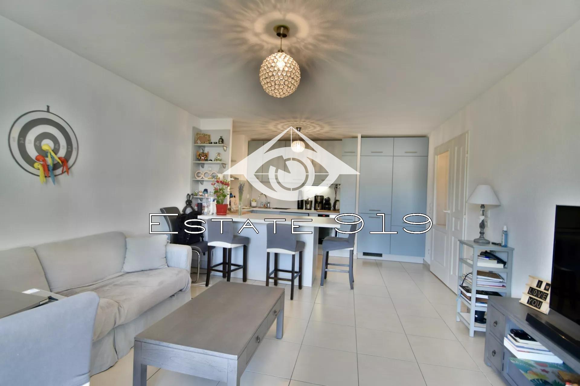 3 p Residence neuve, au calme avec terrasse