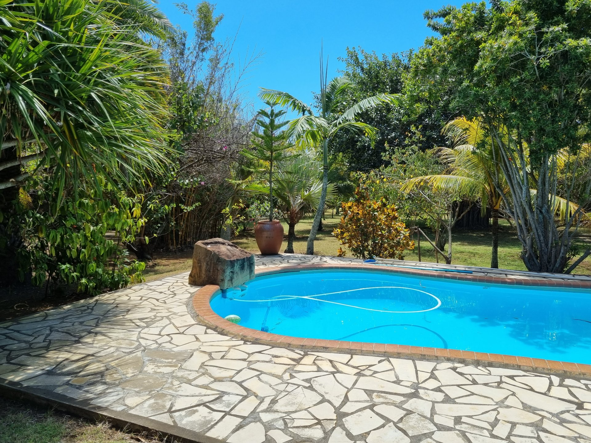 Rental Villa - Pereybère - Mauritius