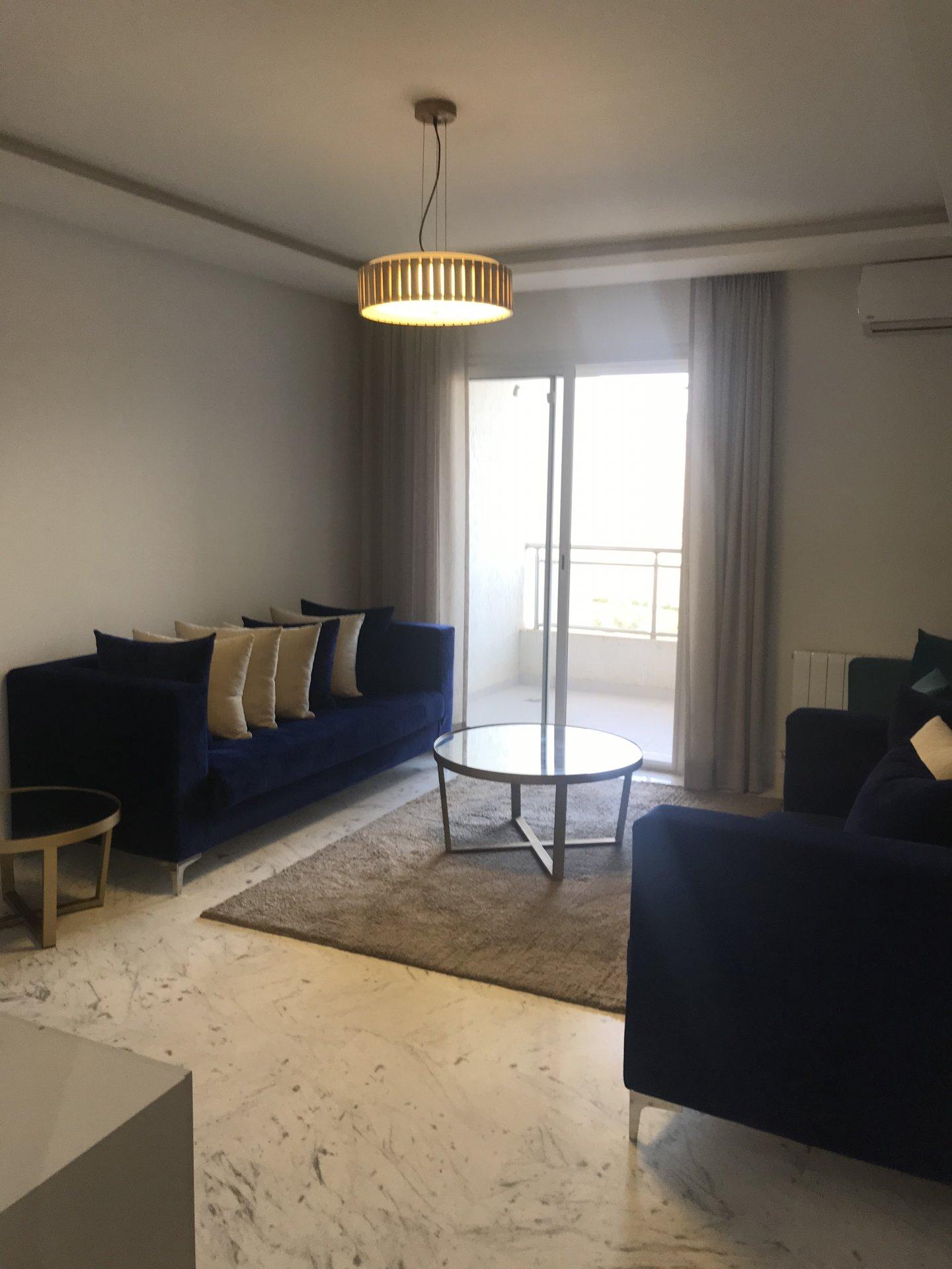 Location Appartement S+1 meublé à Ennasr 2.