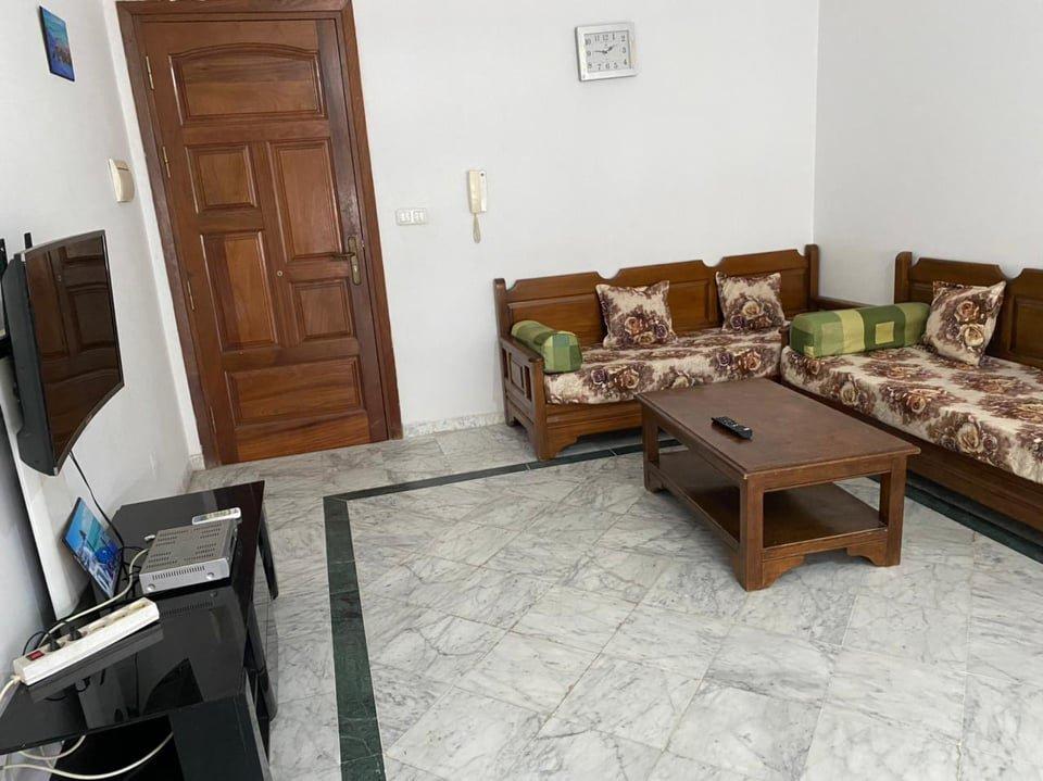 Location Appartement S+1 meublé Centre Urbain Nord
