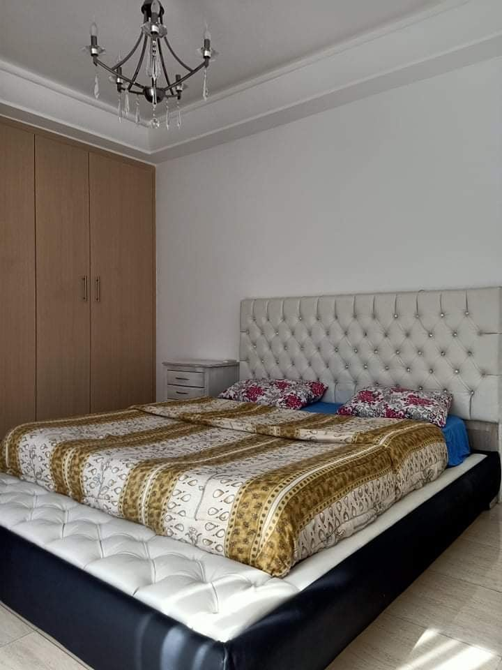 Location Appartement S+2 Meublé à Ain Zaghouan