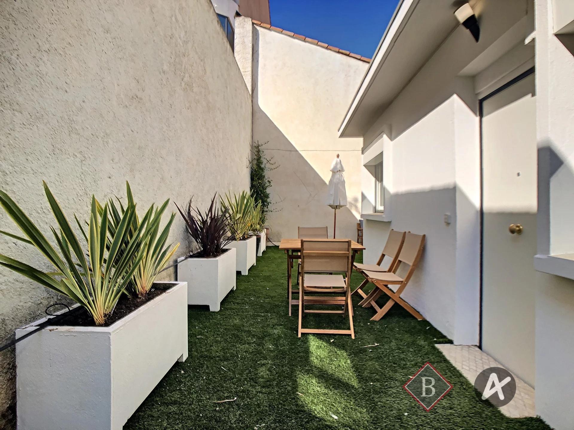 Cannes Banane - Studio avec terrasse