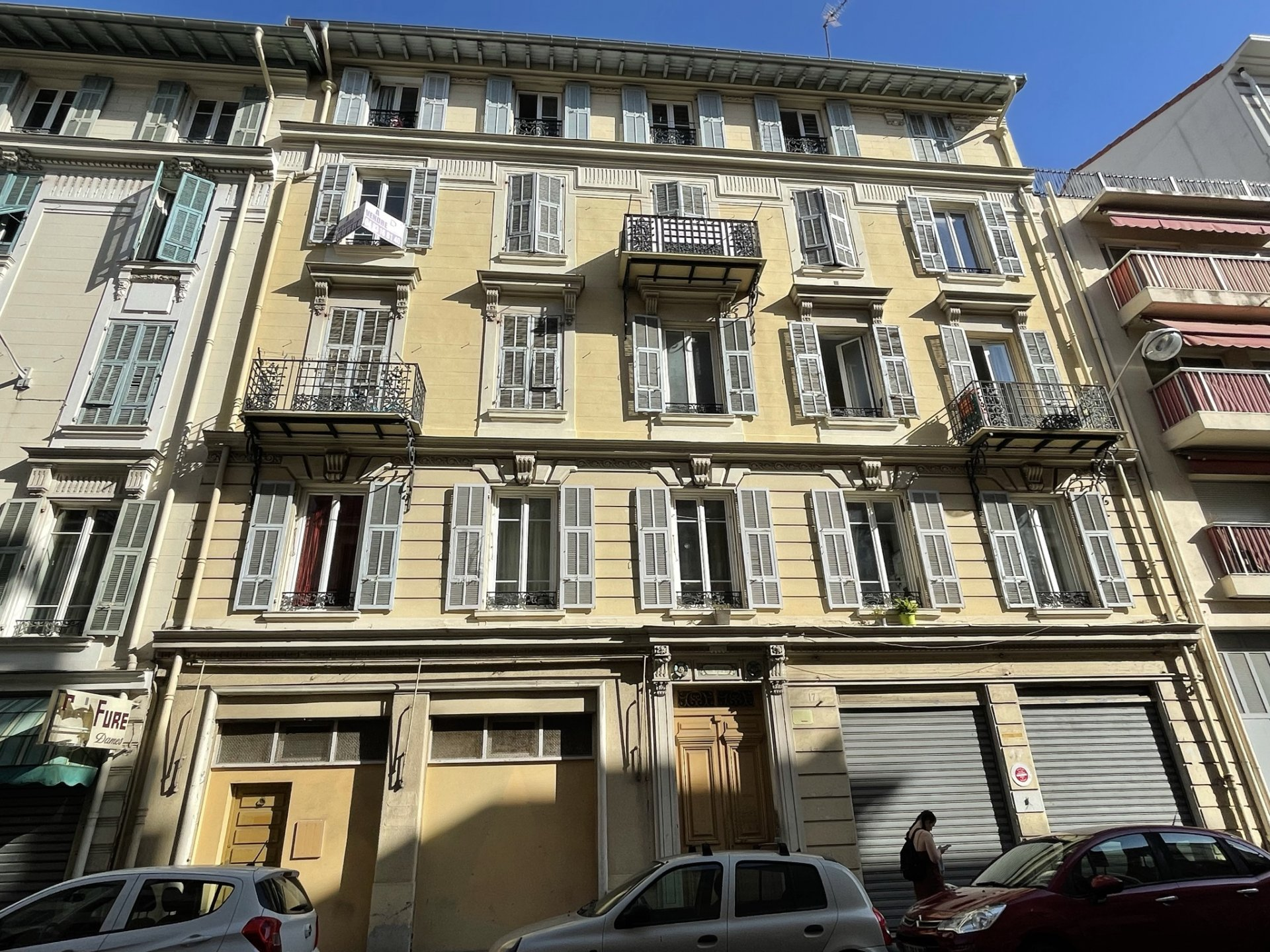Location Nice, 2 pièces 35.02m² secteur St Roch