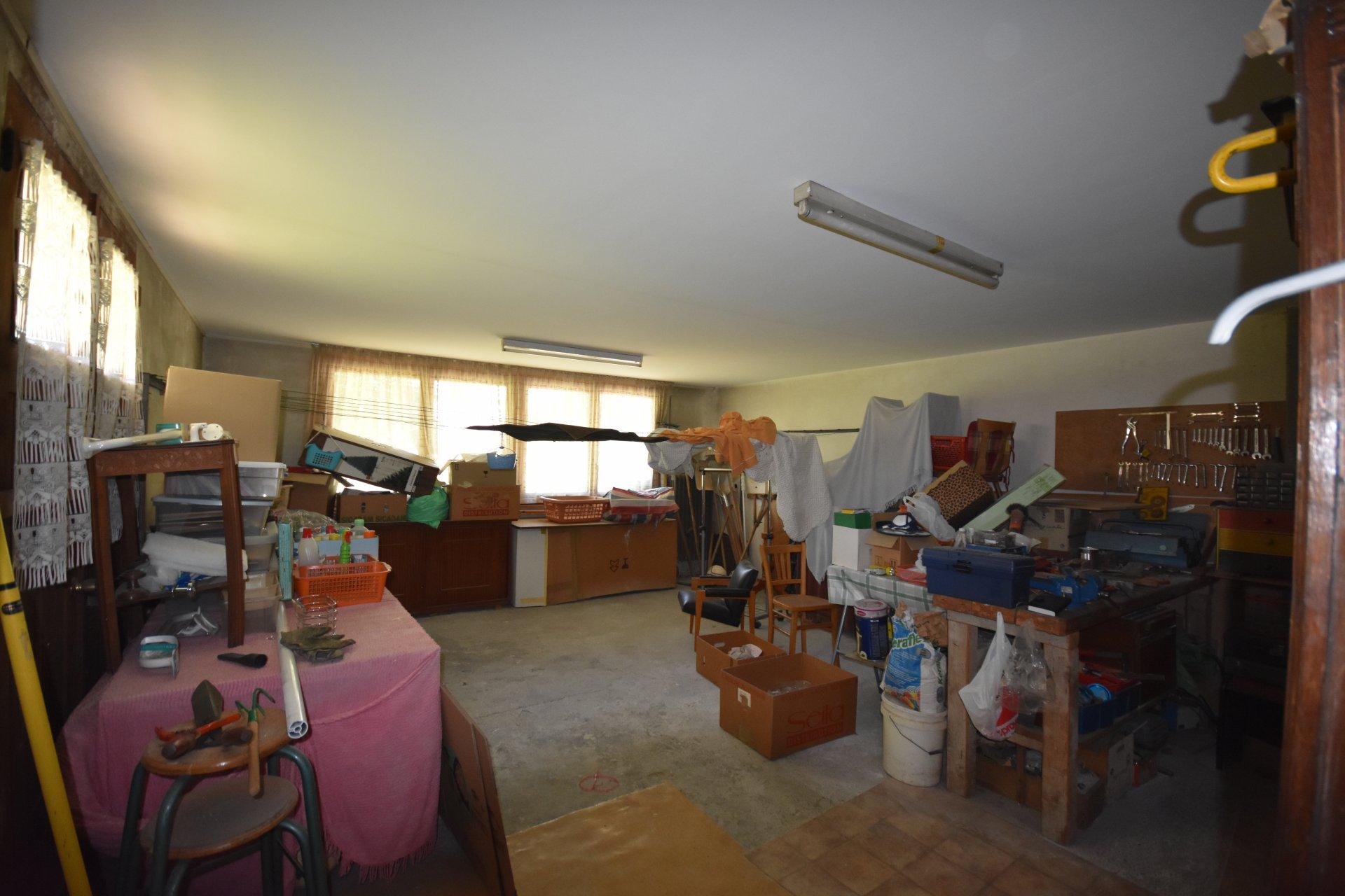 Maison / Garage / Terrain