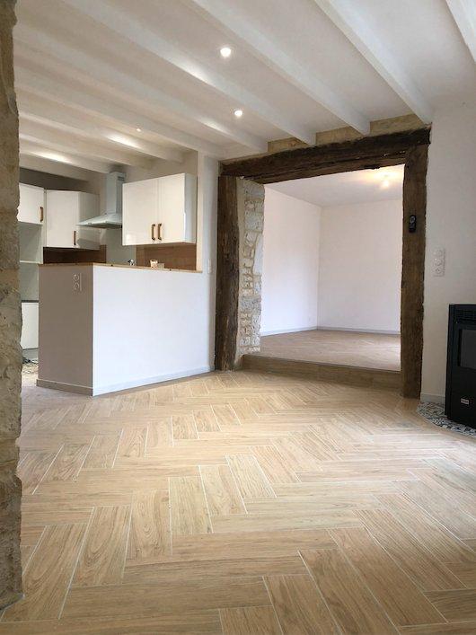 Sale House - Fouqueure