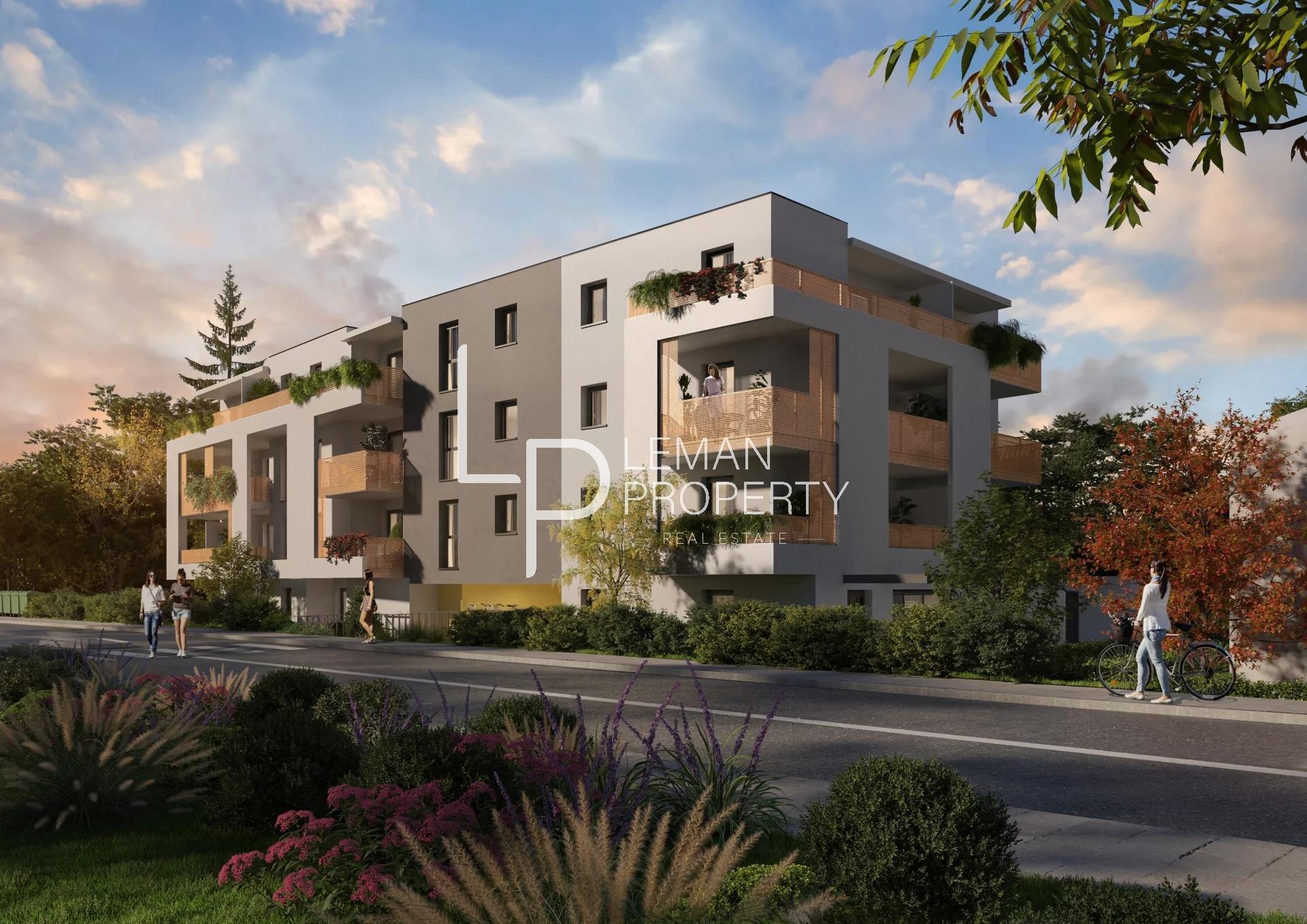 Appartement 3 pièces à la Motte-Servolex