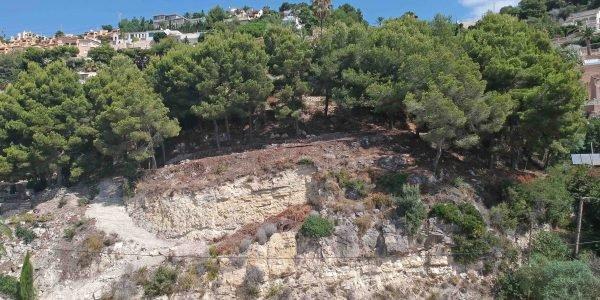 Luxe villa met panoramisch uitzicht op zee in Moraira