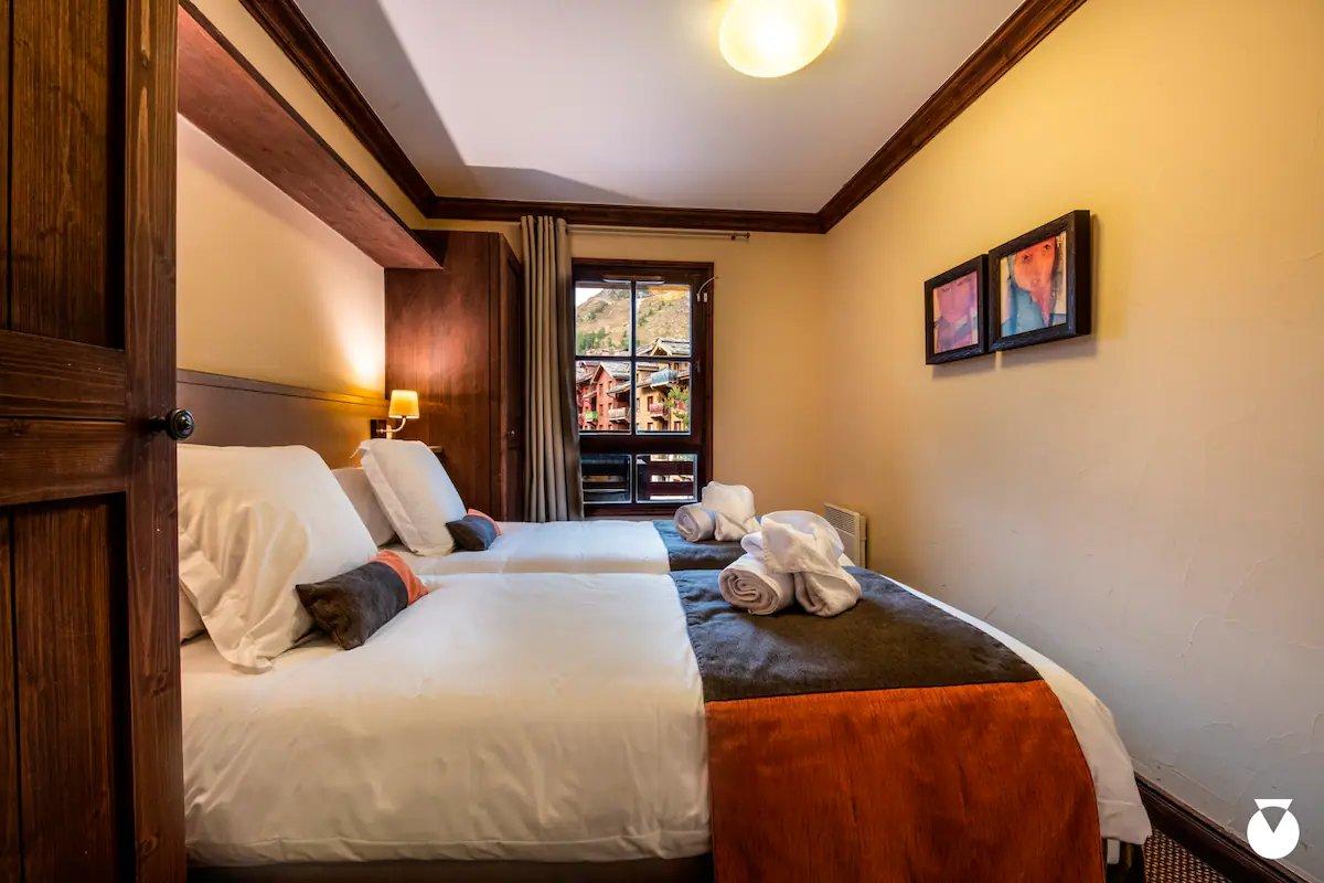 Appartement élégant pouvant accueillir jusqu'à 6 personnes
