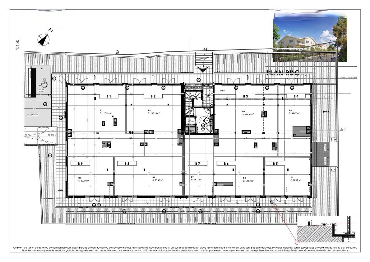 Sale Office - Saint-Cyr-sur-Mer