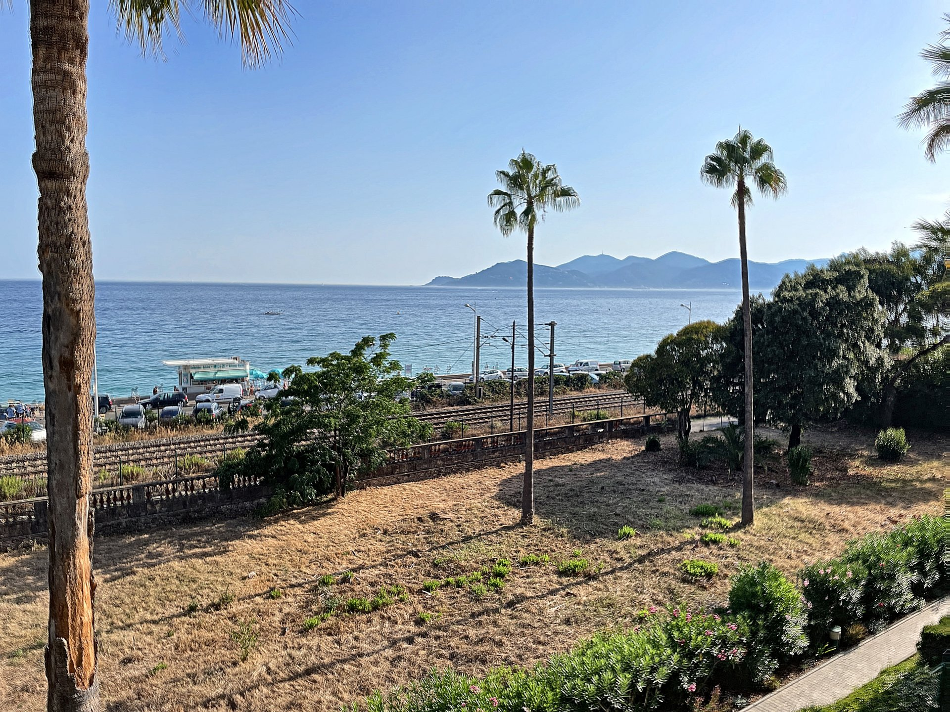 Seasonal rental Apartment - Cannes-la-Bocca