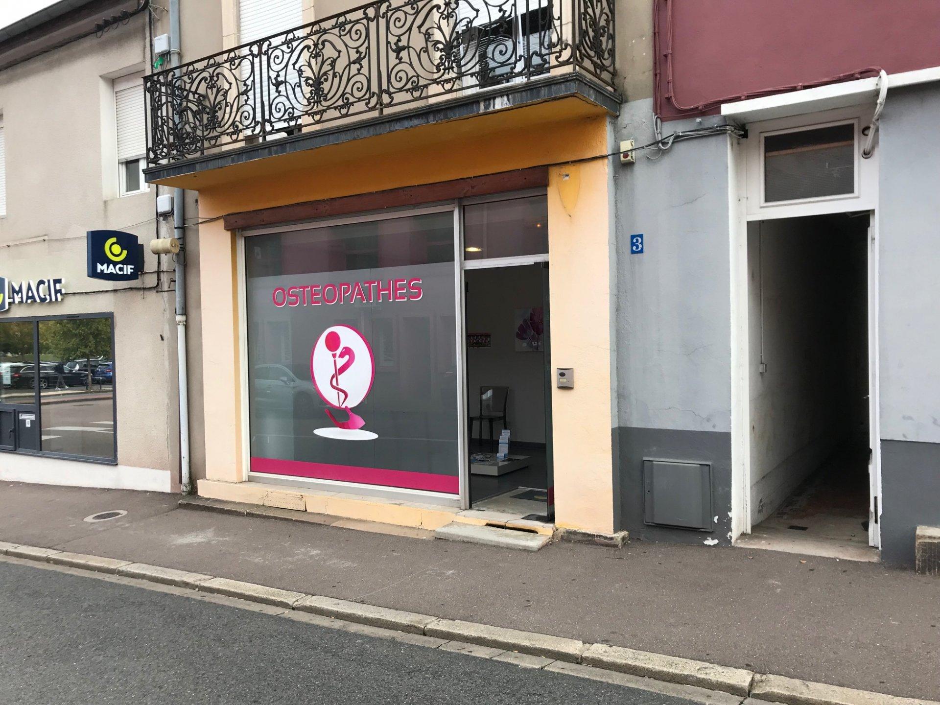 Rental Business - Montceau-les-Mines