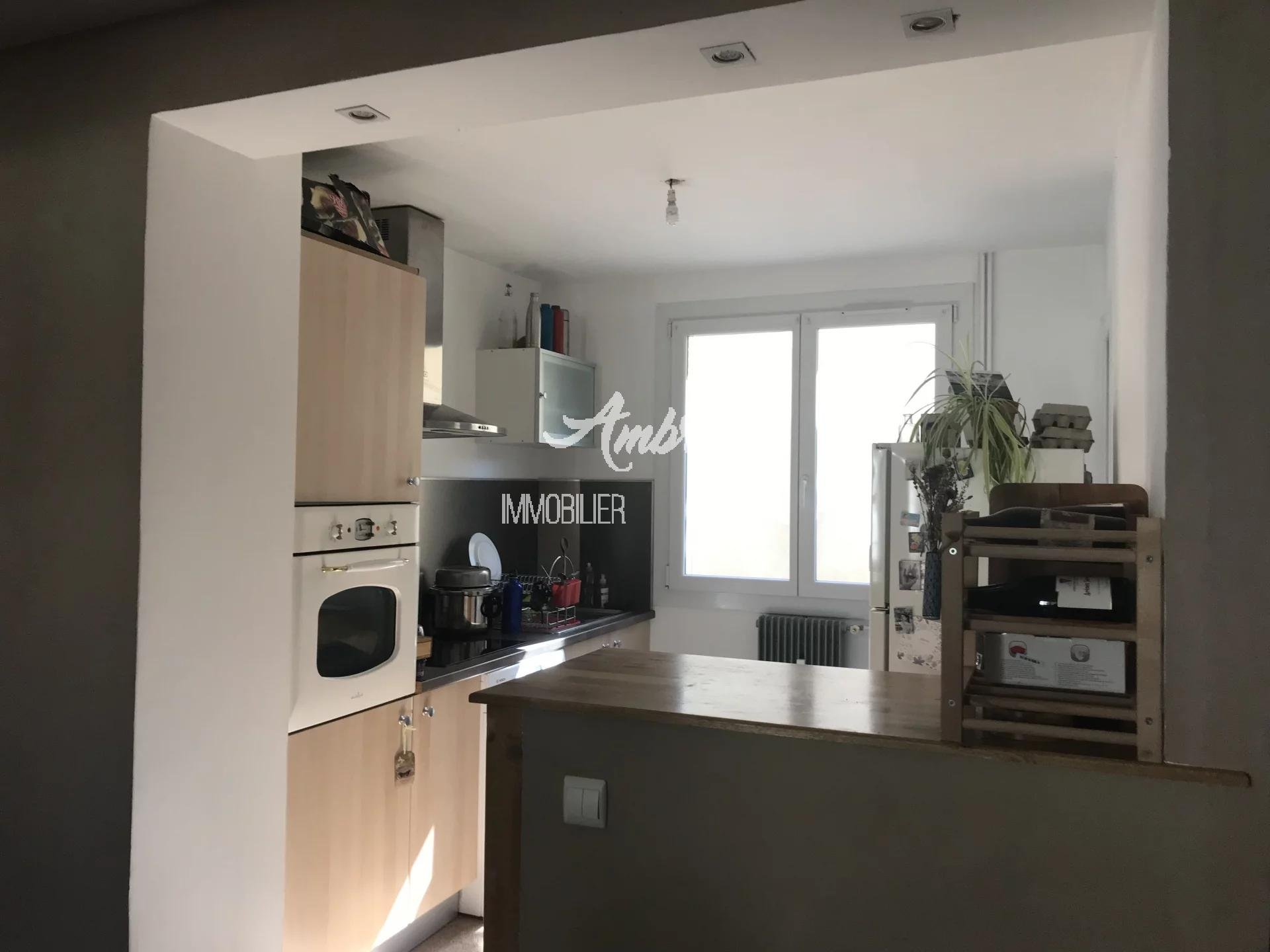 Valence appartement T3 64m²