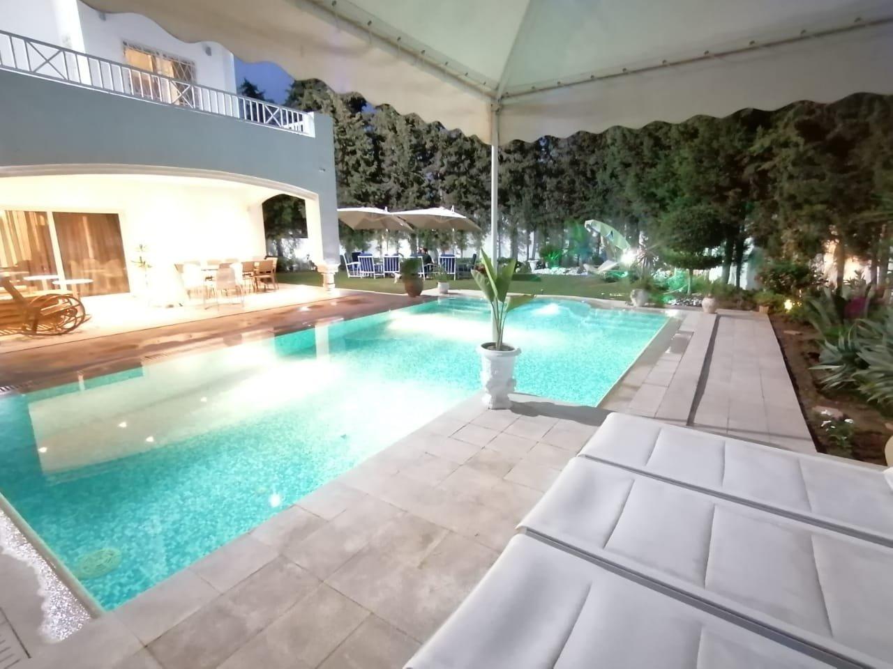 Vente villa indépendante à cité Ennaser 2