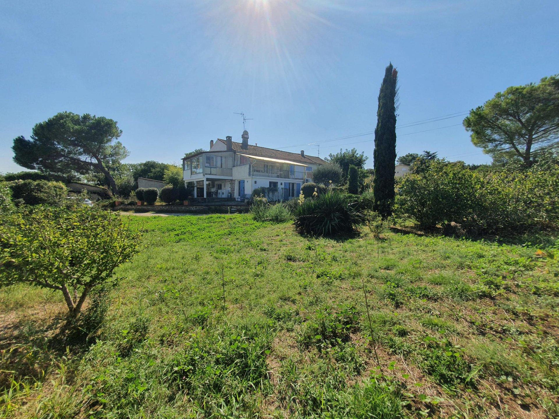 SAINT PAUL et VALMALLE - maison + terrains de 3300 m2