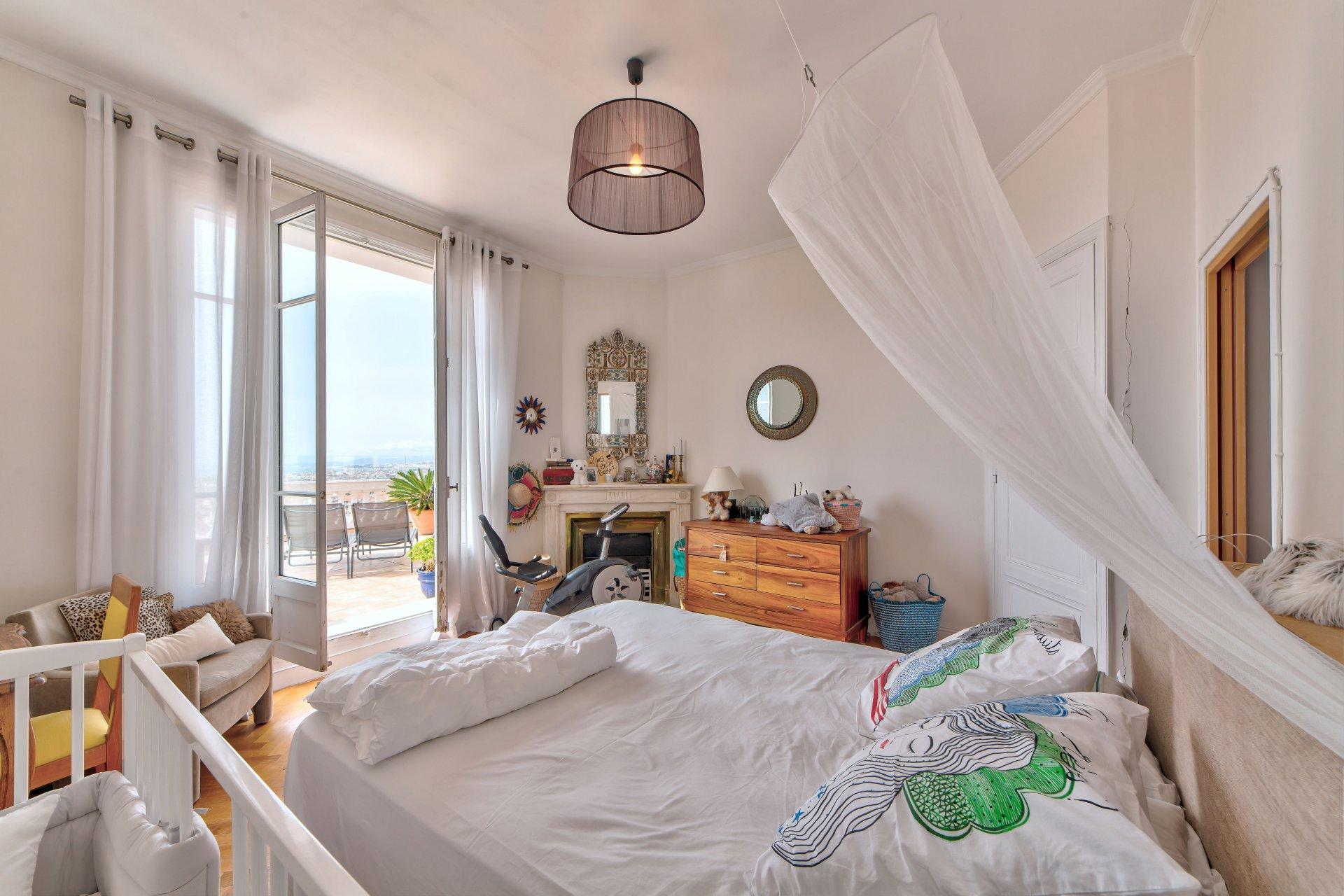 Nice Cimiez 3p chambre