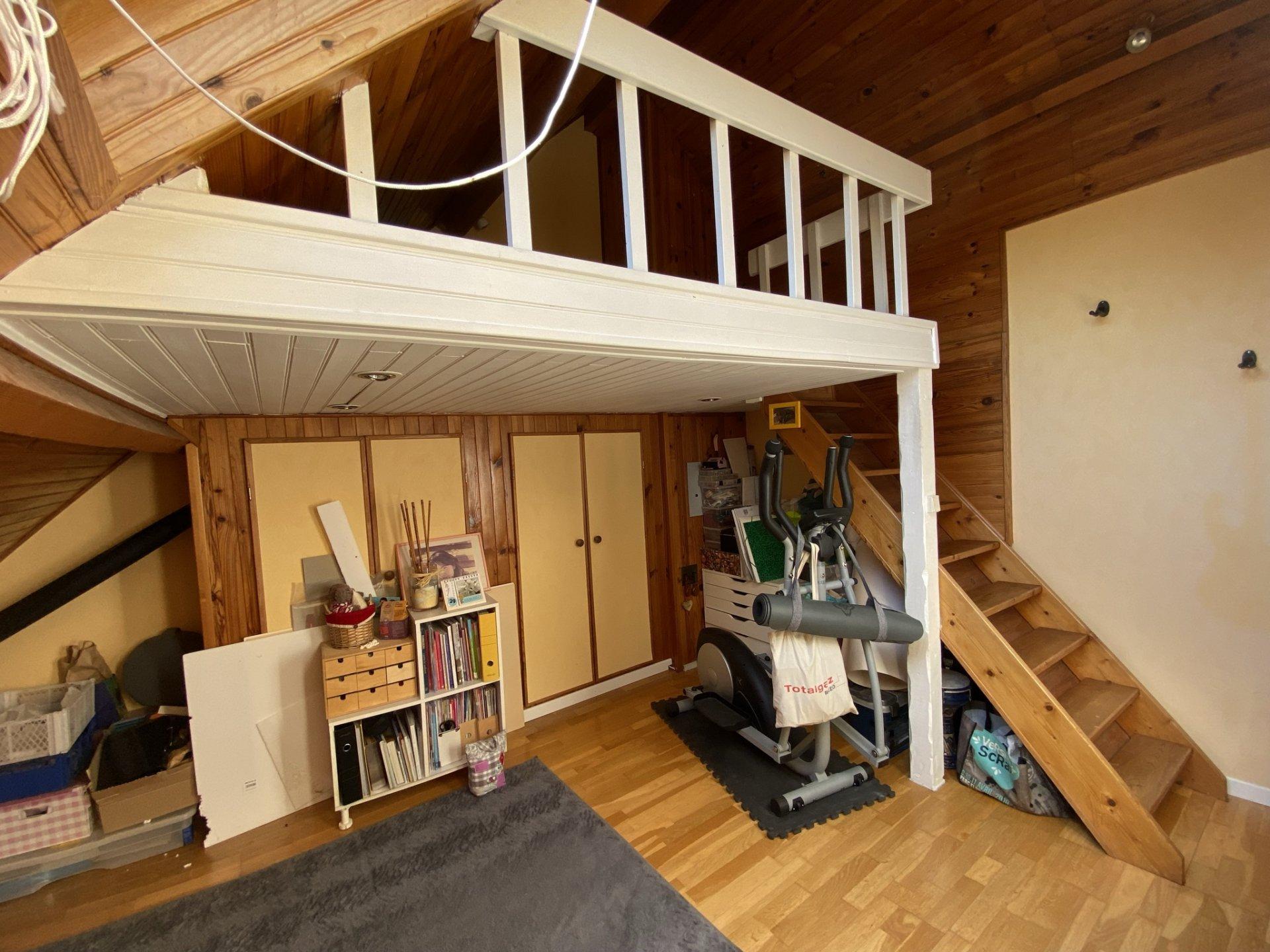 Maison individuelle sur sous-sol total