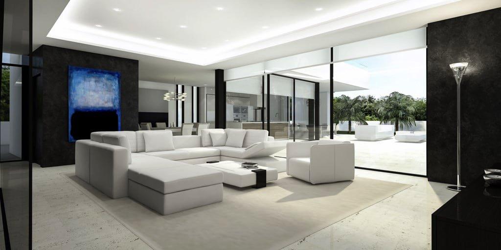 Villa neuve à Moraira