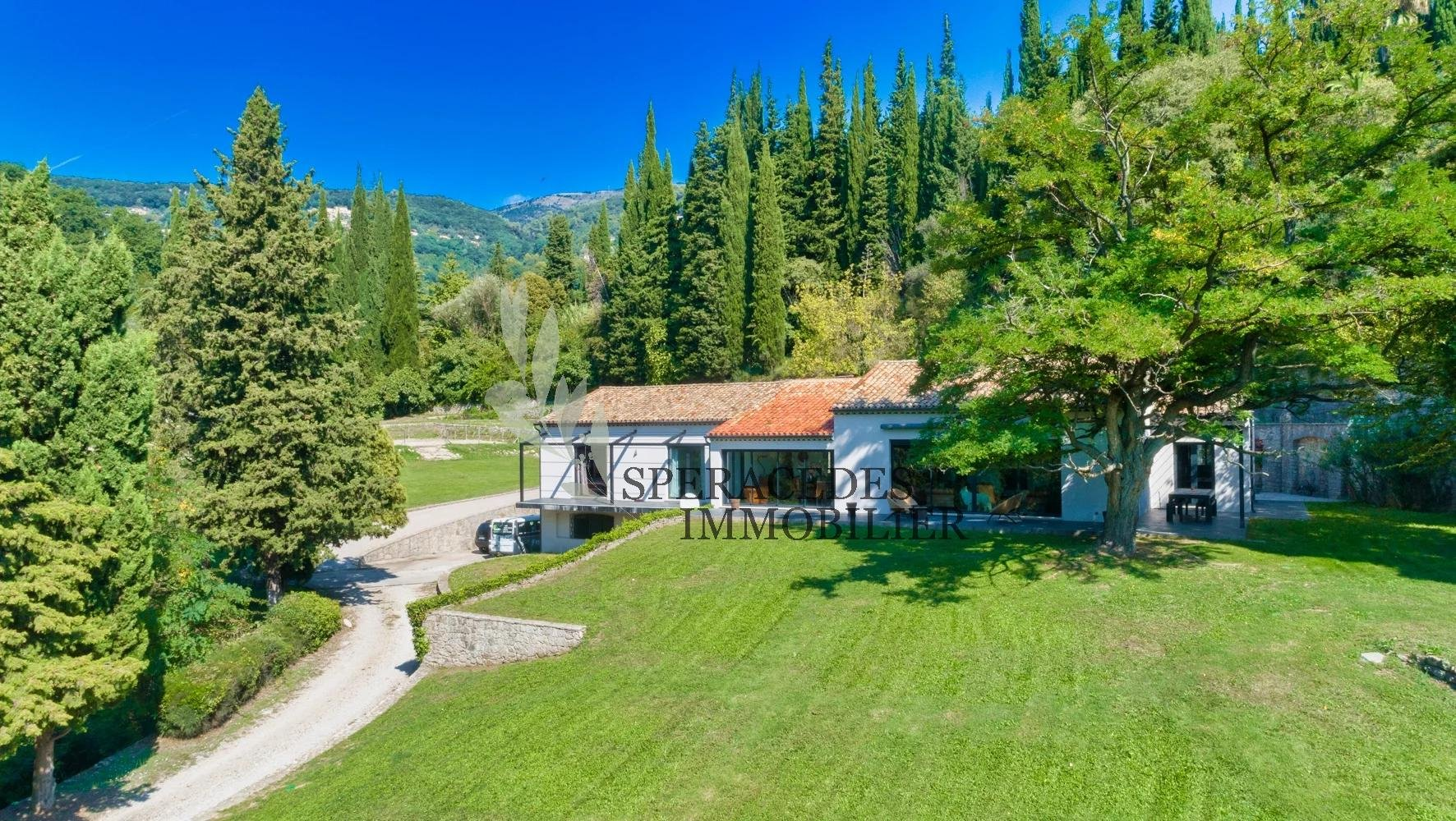 Grasse - Exceptional property