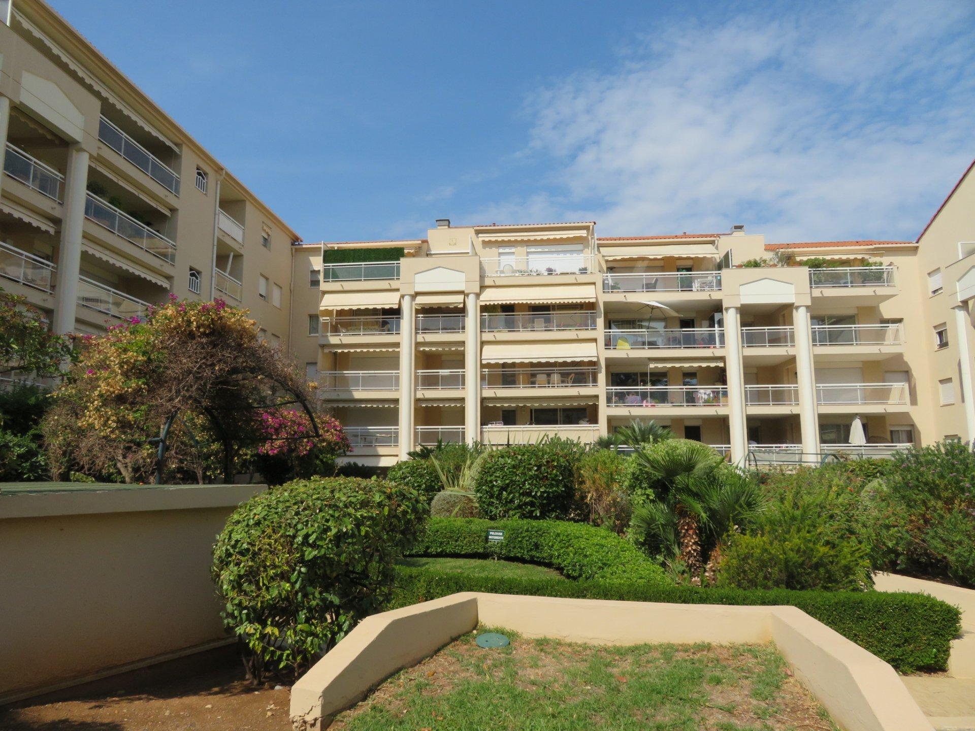Cannes Passy 4 pièces avec terrasses