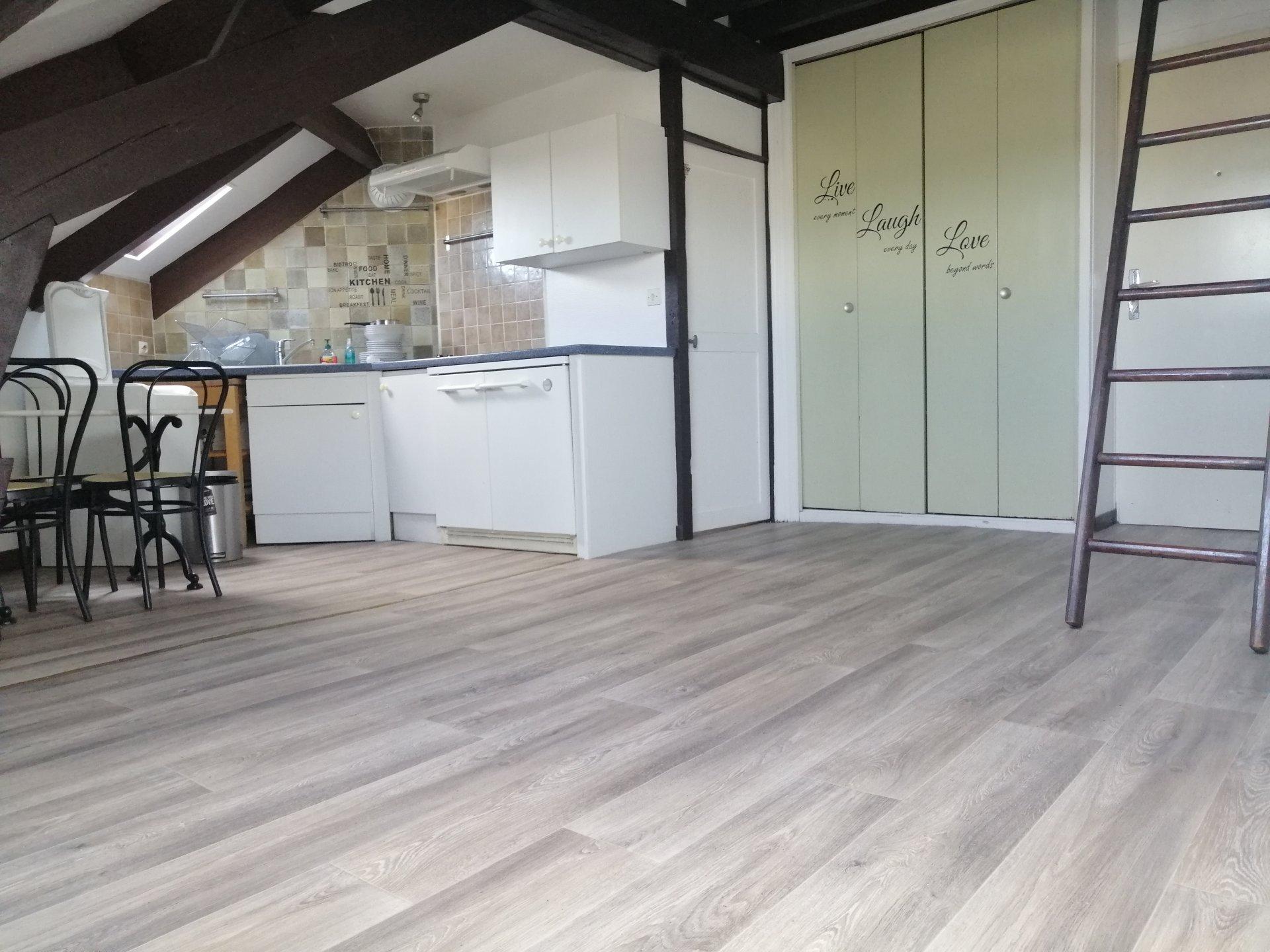 Studio - Chantilly Gare - 92 500 € FAI