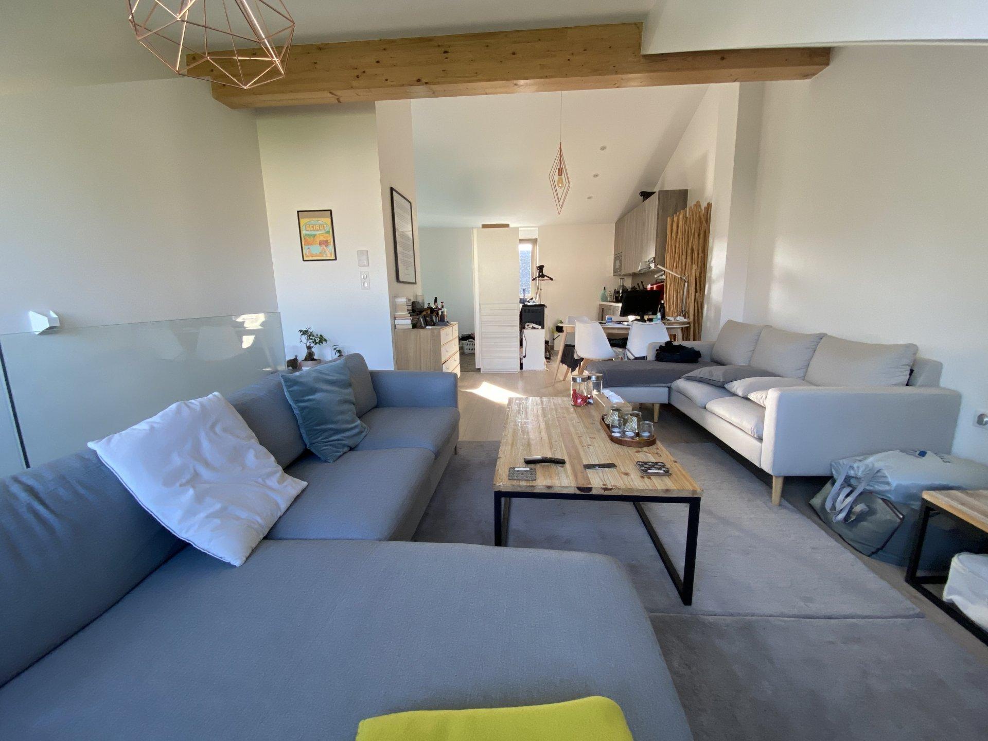 Studio meublé Limpertsberg